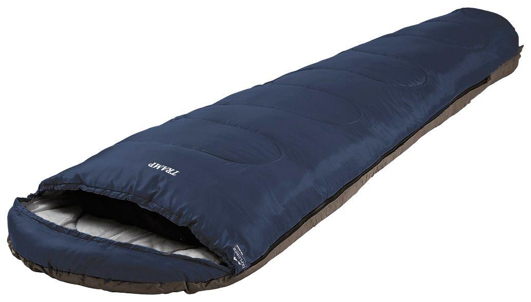 EXPLORER  Schlafsack »Tramp«, BxL: 80x230 cm, blau