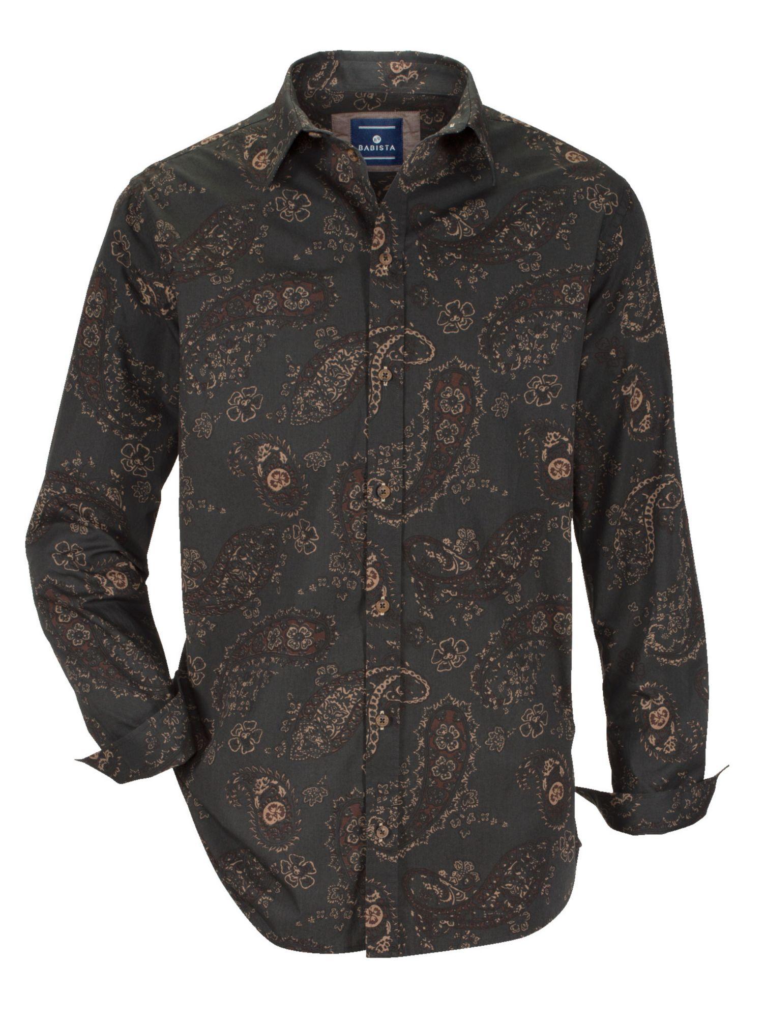 BABISTA Babista Hemd mit modischem Druckmuster