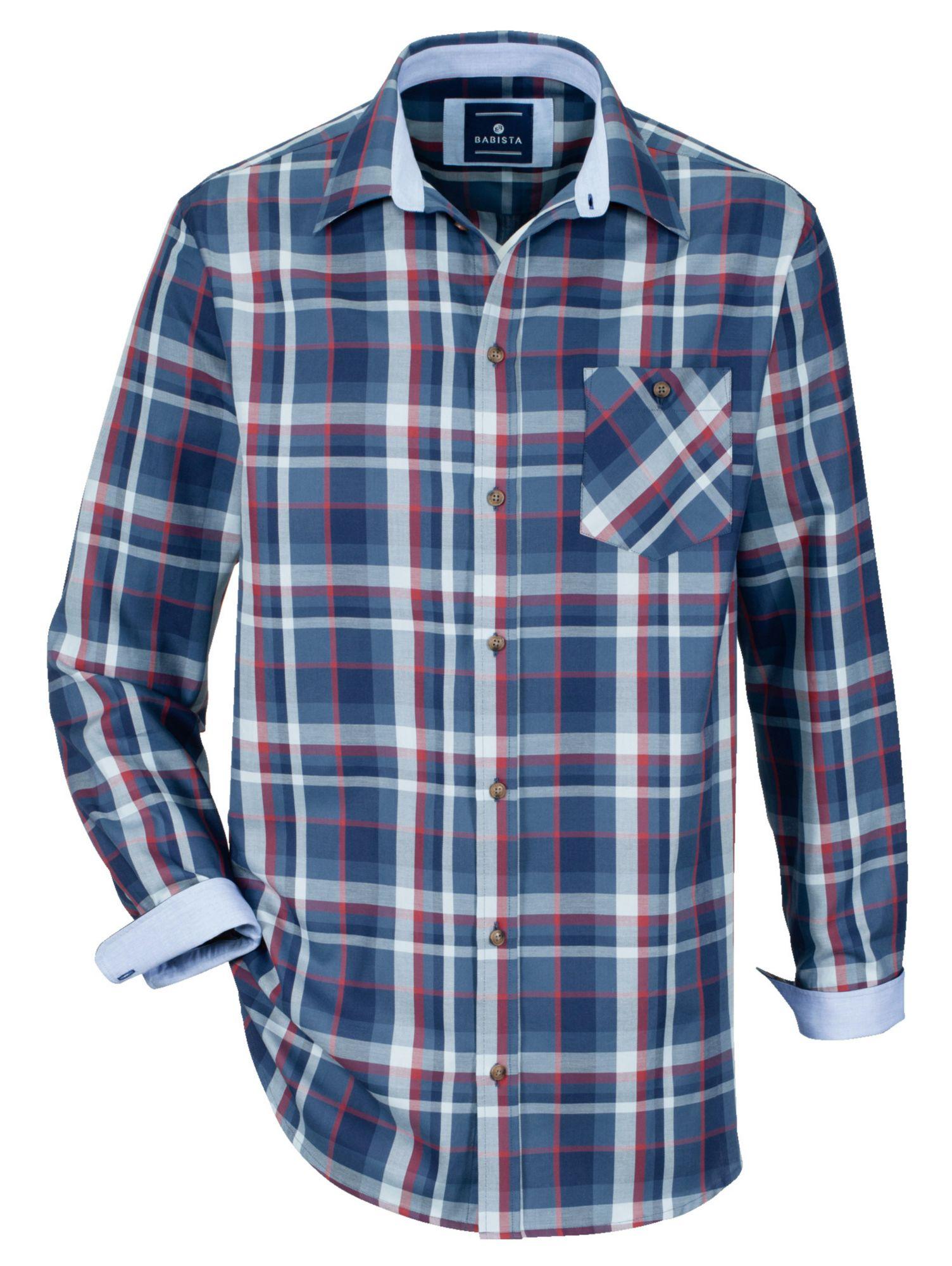 BABISTA Babista Hemd in vorgewaschener Qualität