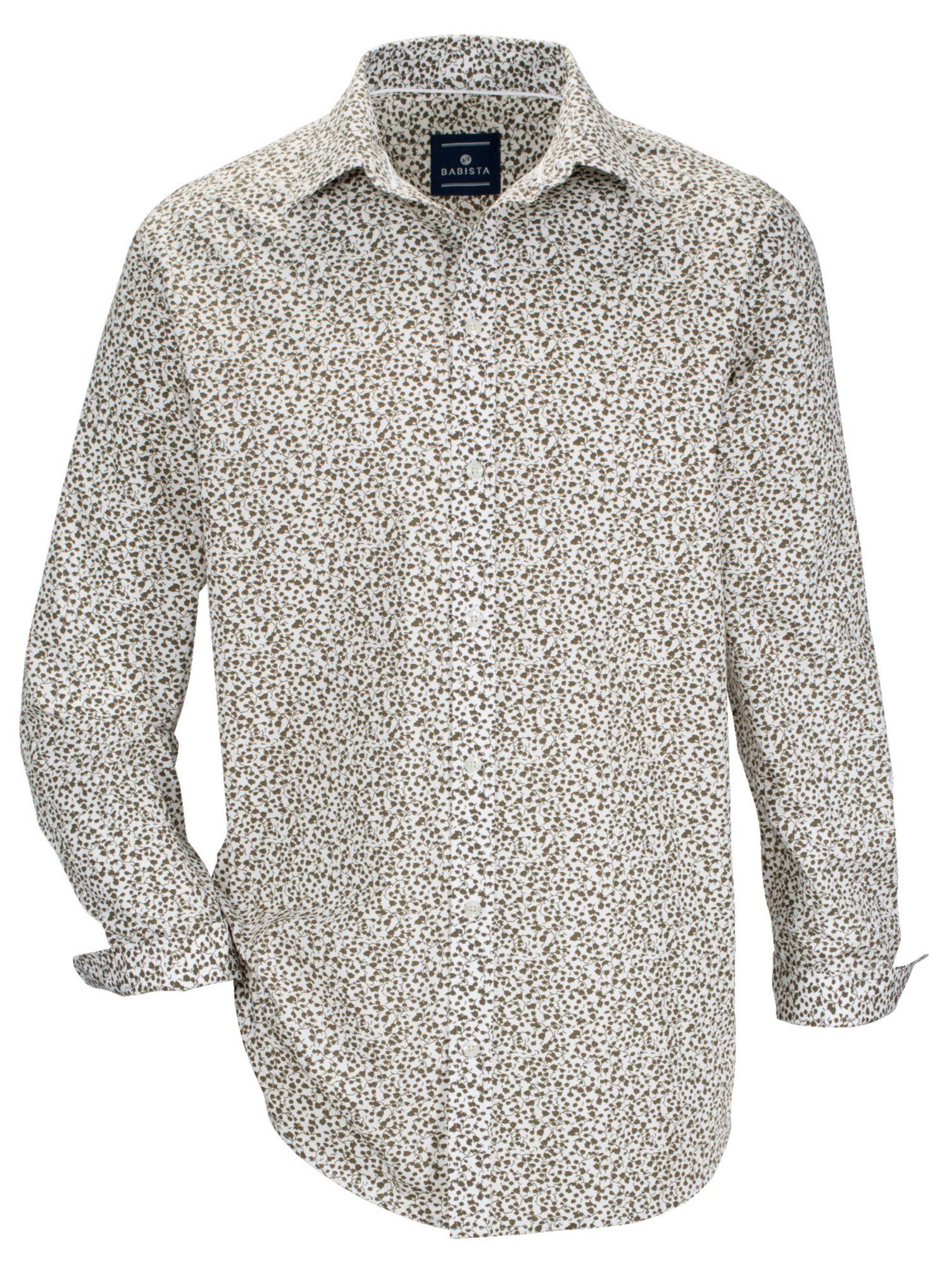 BABISTA Babista Hemd mit floralem Druckmuster