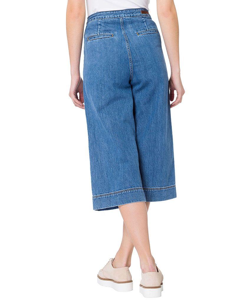 CROSS JEANS ® CROSS Jeans ® Coulette Jeans mit extra weitem Beinverlauf »Leann«
