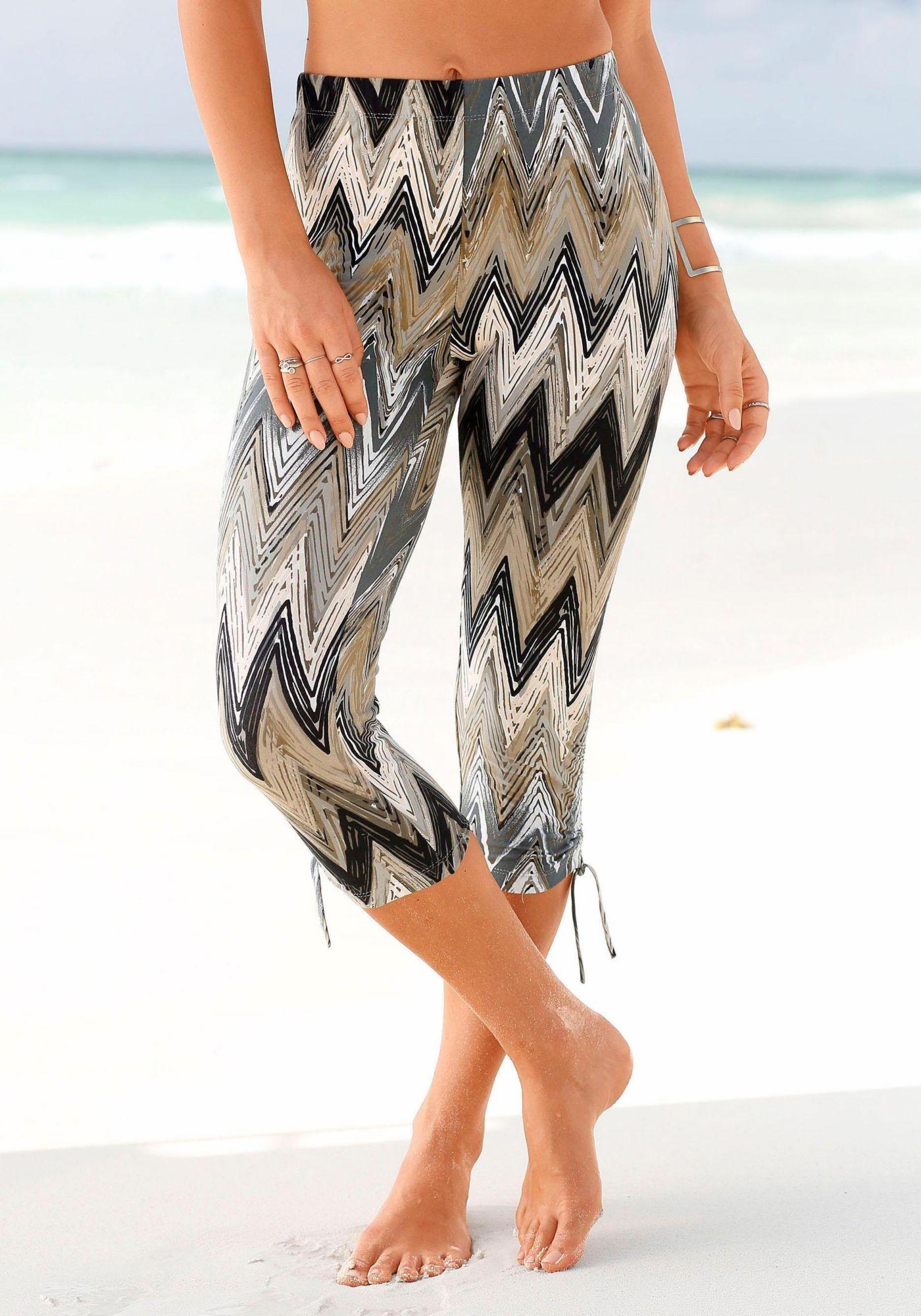 BEACHTIME Beachtime Capri-Leggings