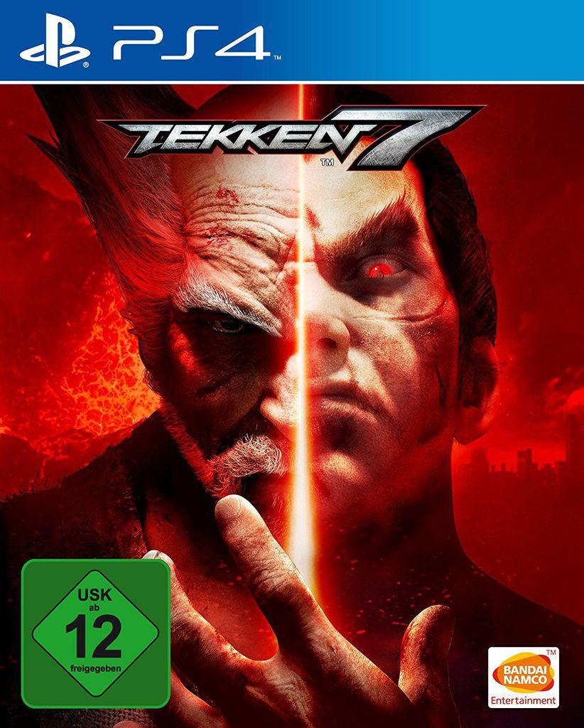 BANDAI Bandai Playstation 4 - Spiel »Tekken 7«