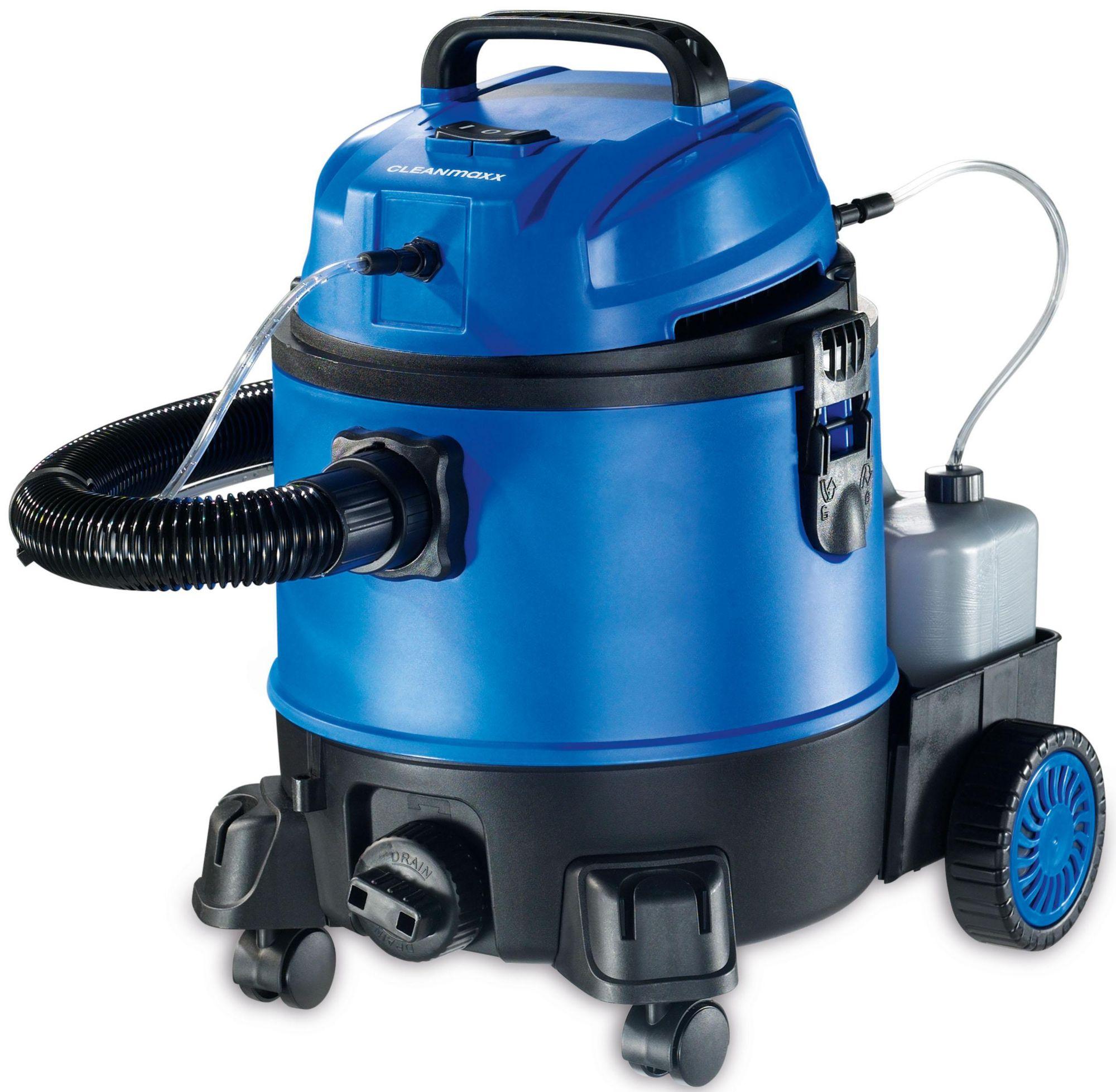 CLEAN MAXX Clean Maxx Nass-Trockensauger, 1250W, blau