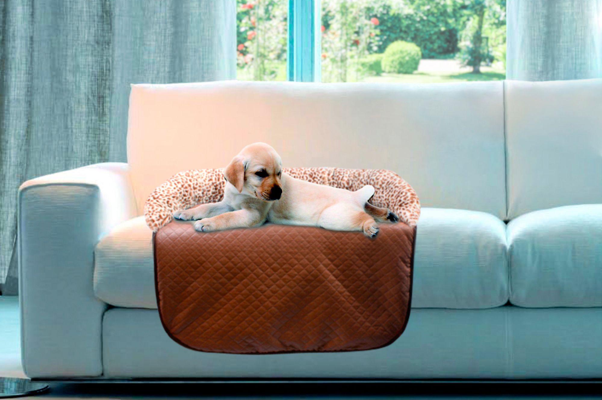 HEIM Heim Hundedecke und Katzendecke »Sofa Schutzdecke Leo«