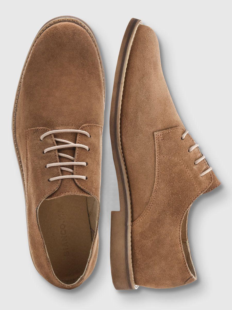 BIANCO Bianco Lässig Derby-Schuhe