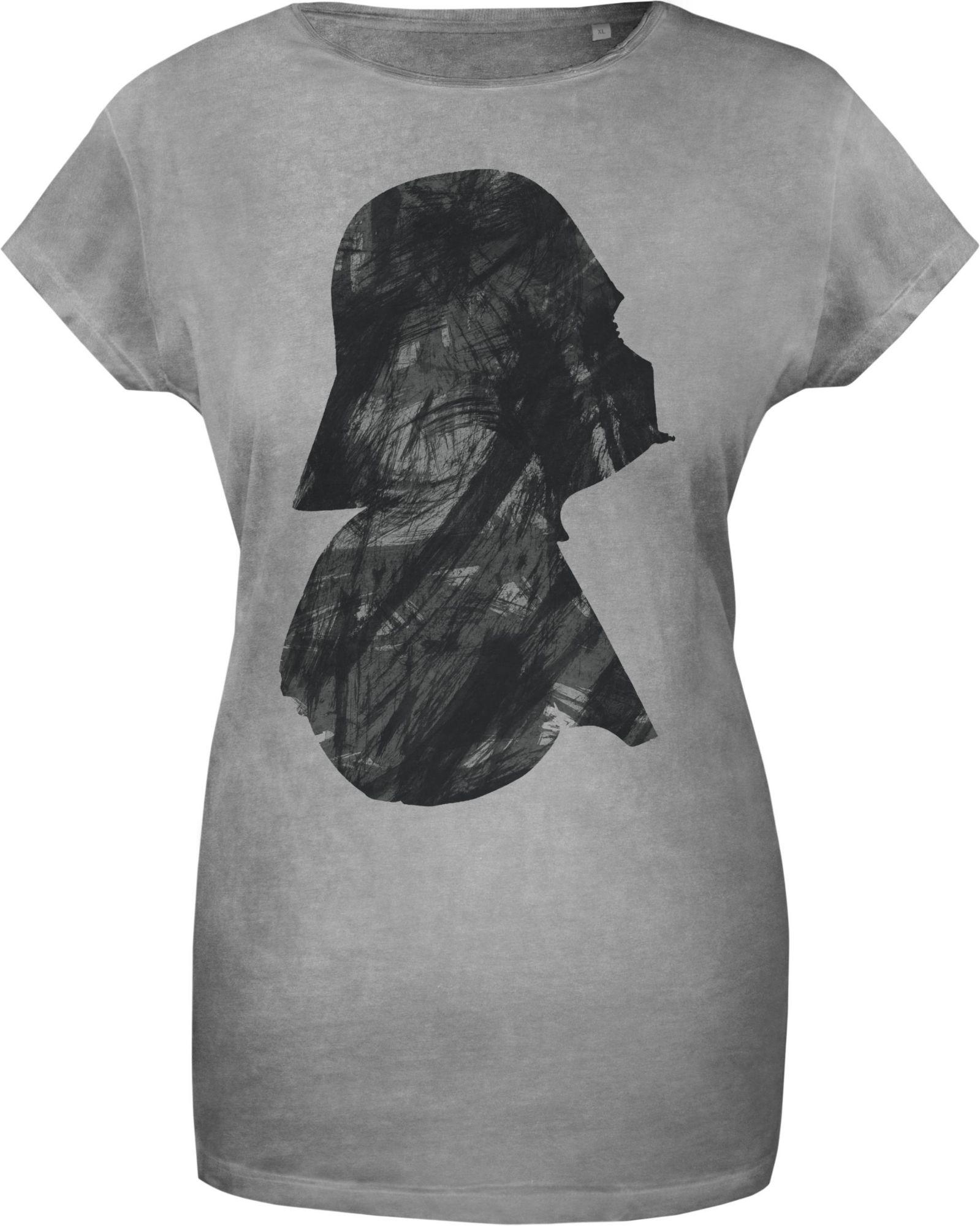GOZOO Gozoo T-Shirt »Star Wars - Vader Profile«