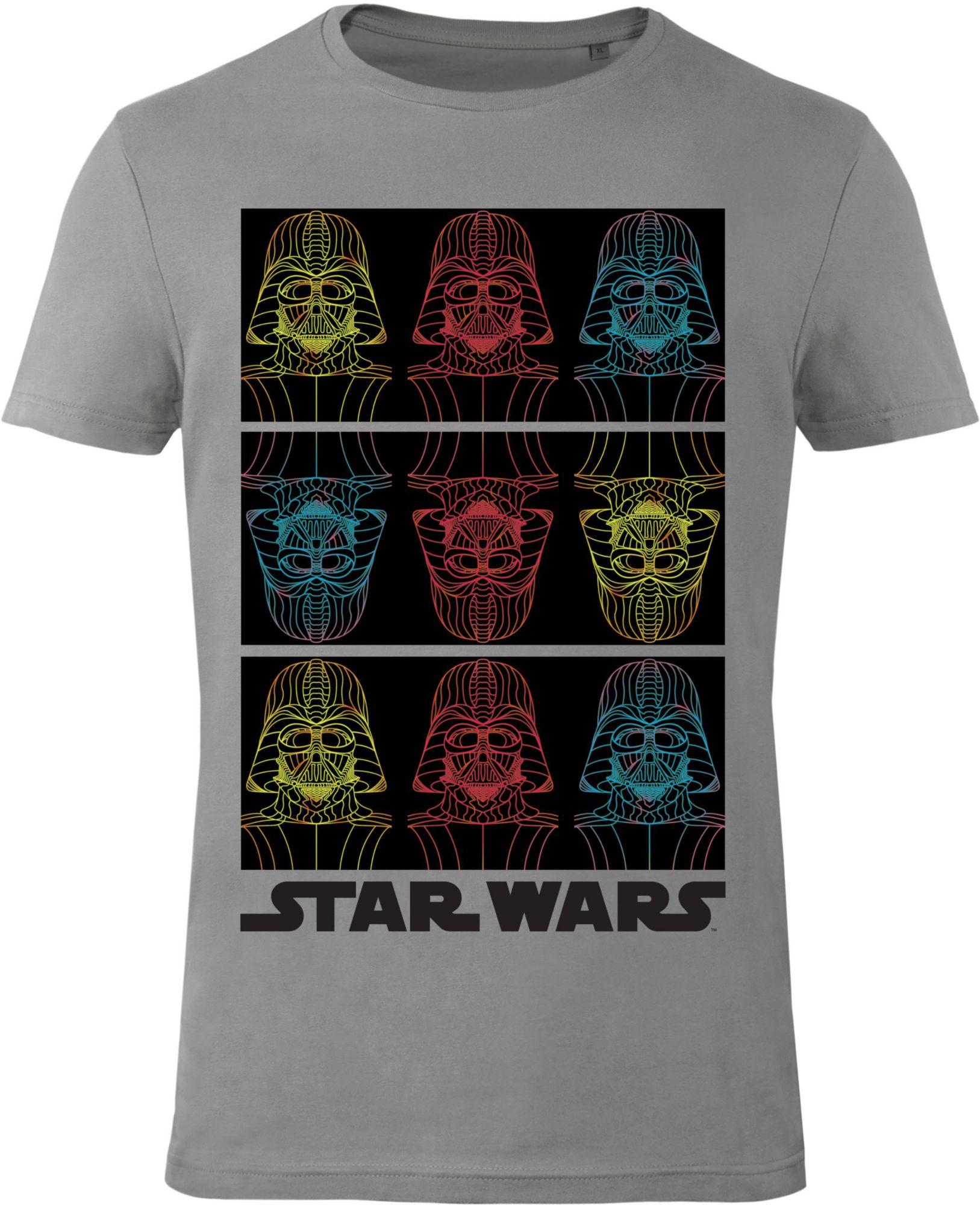 GOZOO Gozoo T-Shirt »Star Wars - CMYK Vader«