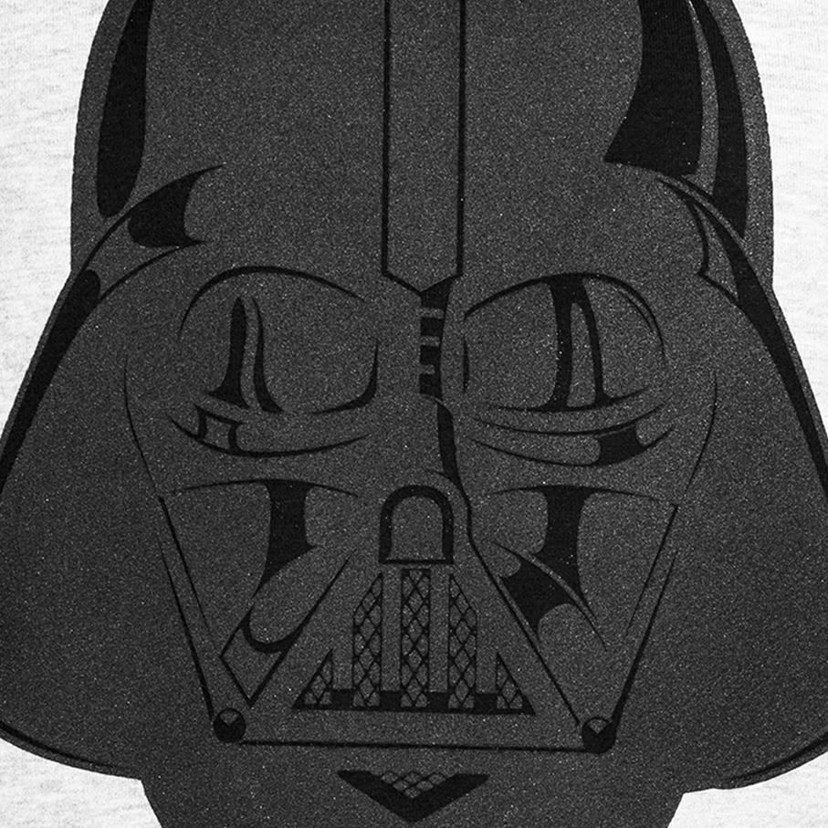 GOZOO Gozoo Hoodie »Star Wars - 3D Black Darth Vader«