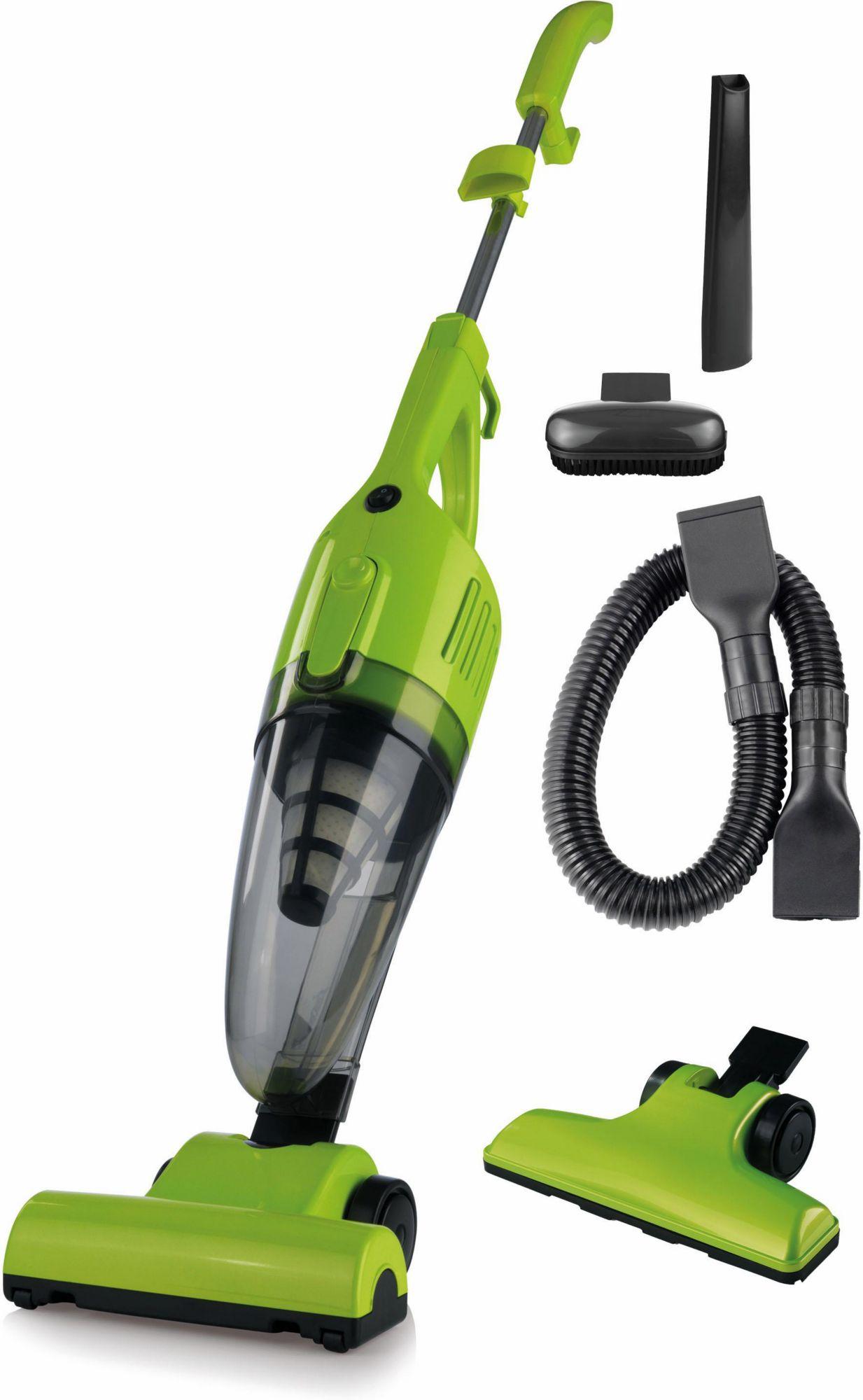 CLEAN MAXX Clean Maxx Zyklon-Staubsauger Vario 3in1, beutellos, 1000 Watt, Energieklasse C, grün