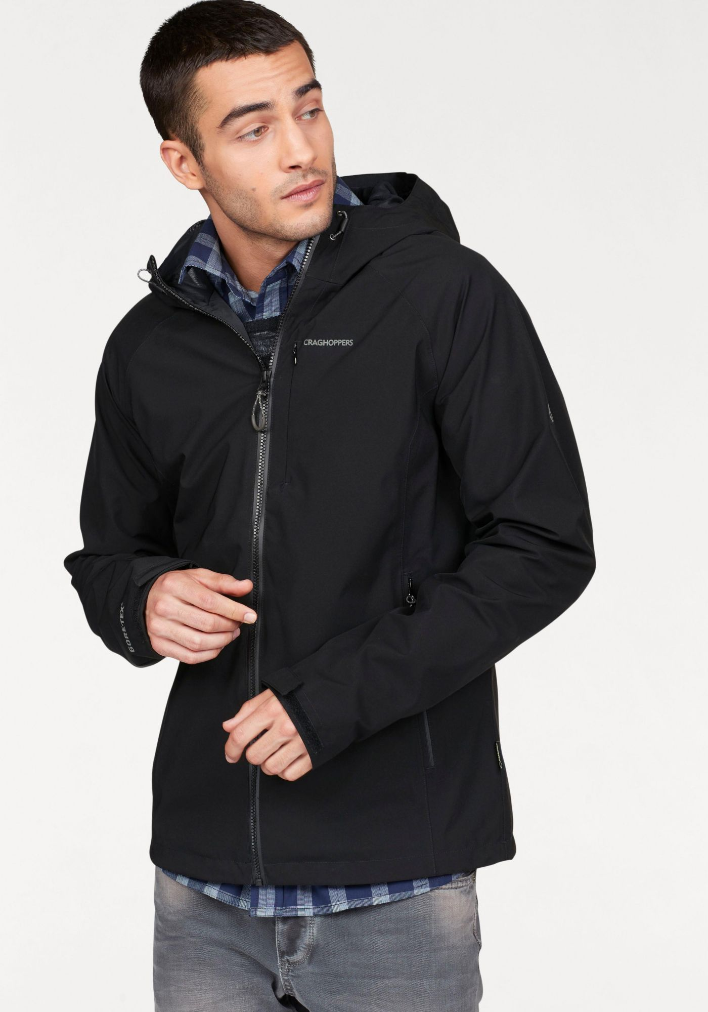CRAGHOPPERS Craghoppers Funktionsjacke »JEROME GORE-TEX®«
