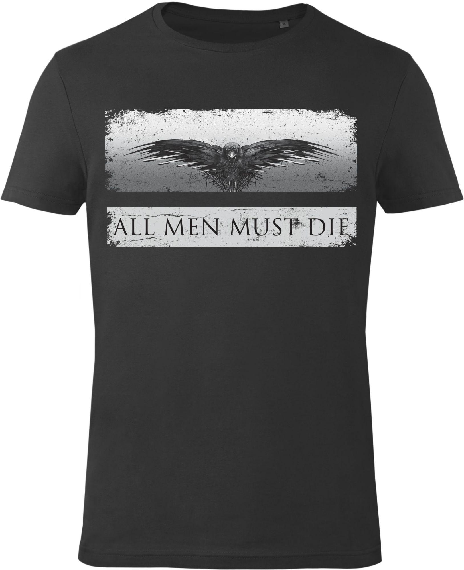 GOZOO Gozoo T-Shirt »Game of Thrones - All Men Must Die«