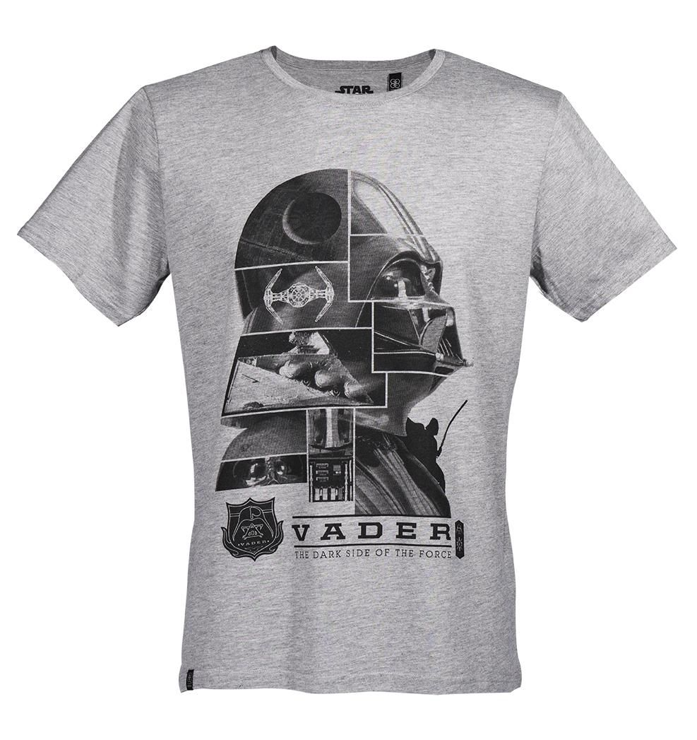 GOZOO Gozoo T-Shirt »Star Wars - Vader Dark side of the force«