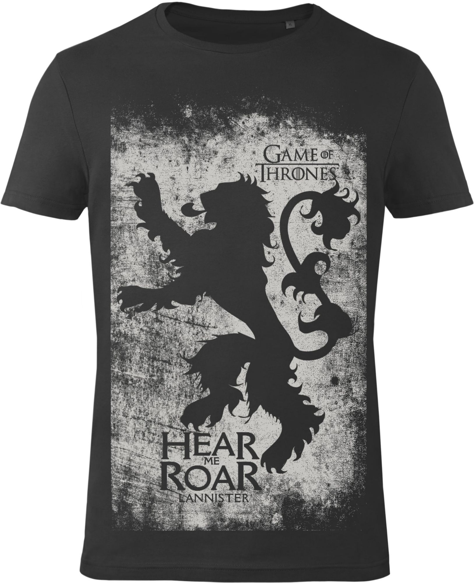 GOZOO Gozoo T-Shirt »Game of Thrones - House Lannister - Sigils«