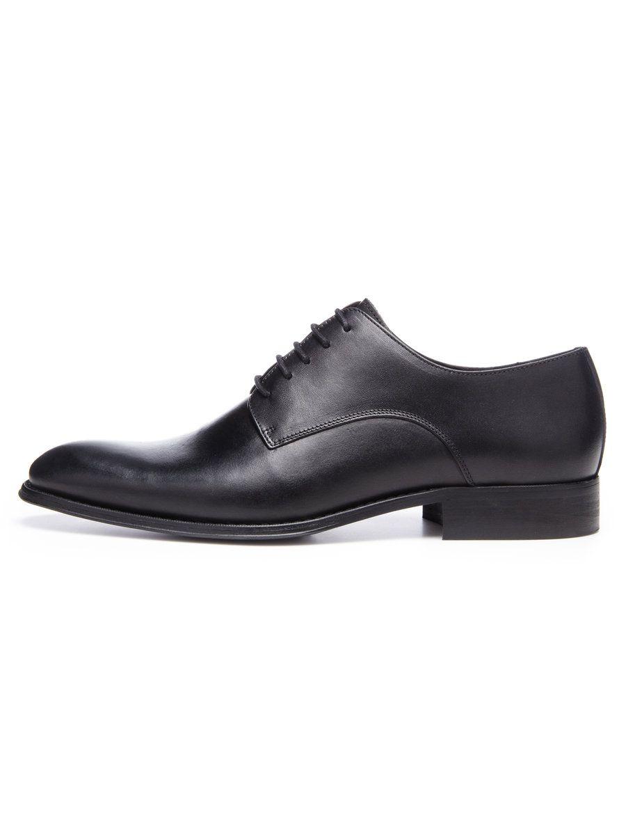 BIANCO Bianco Elegante Herren- Derby-Schuhe