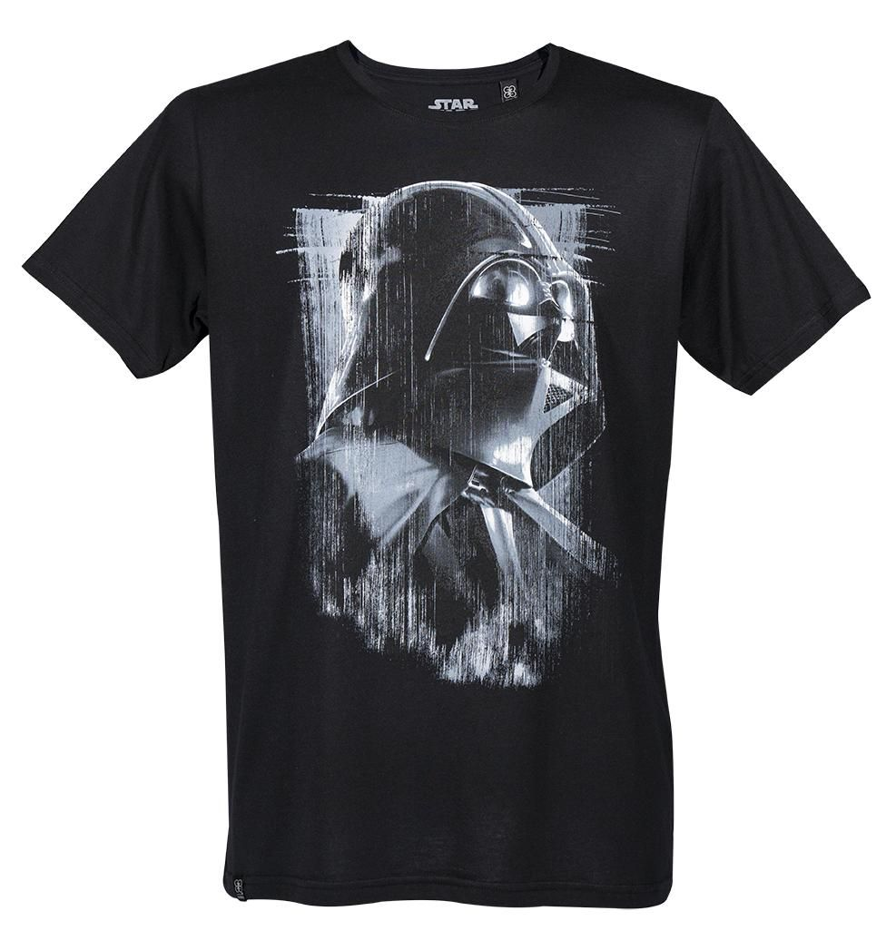 GOZOO Gozoo T-Shirt »Star Wars - Rogue One Lord Vader Oil Paint«