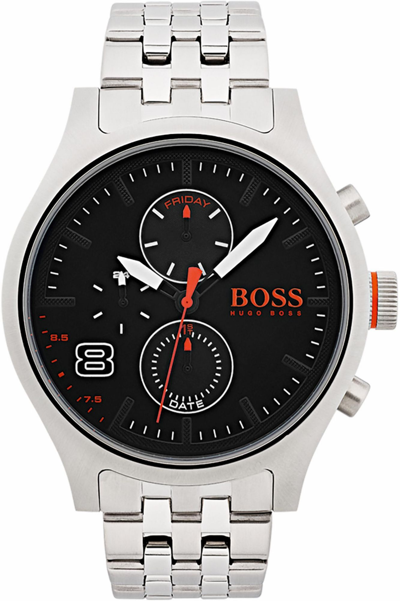 BOSS ORANGE Boss Orange Multifunktionsuhr »AMSTERDAM, 1550024«