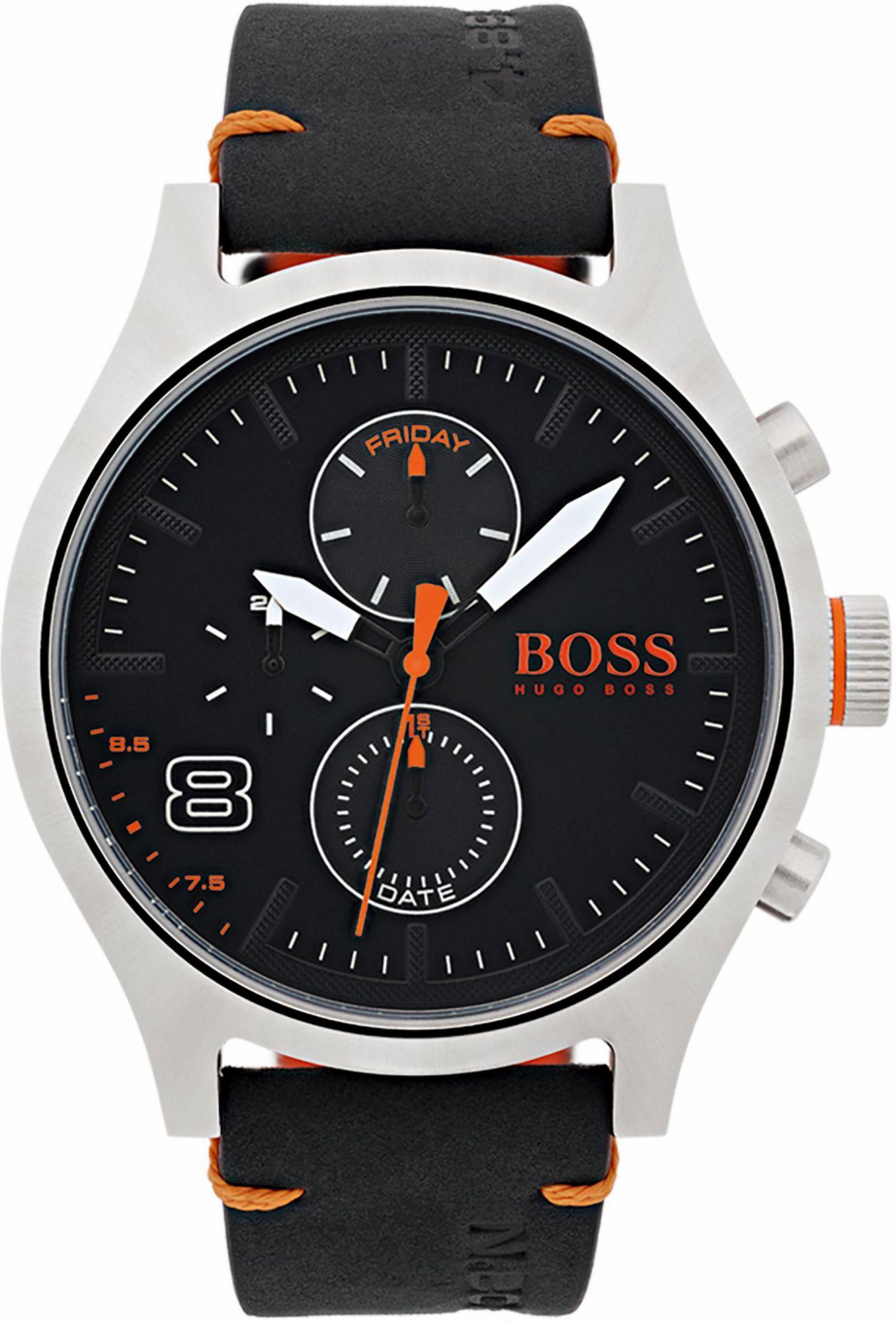 BOSS ORANGE Boss Orange Multifunktionsuhr »AMSTERDAM, 1550020«
