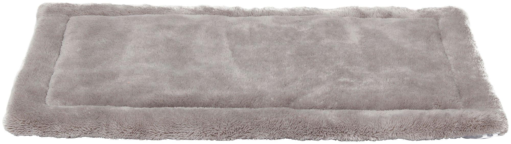 HEIM  Hunde-Decke »Flower«, Fleece, Pastellfarben-Grau