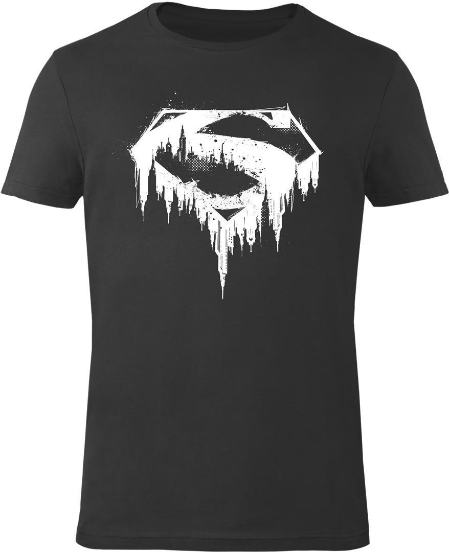 GOZOO Gozoo T-Shirt »Superman - Urban Metropolis«