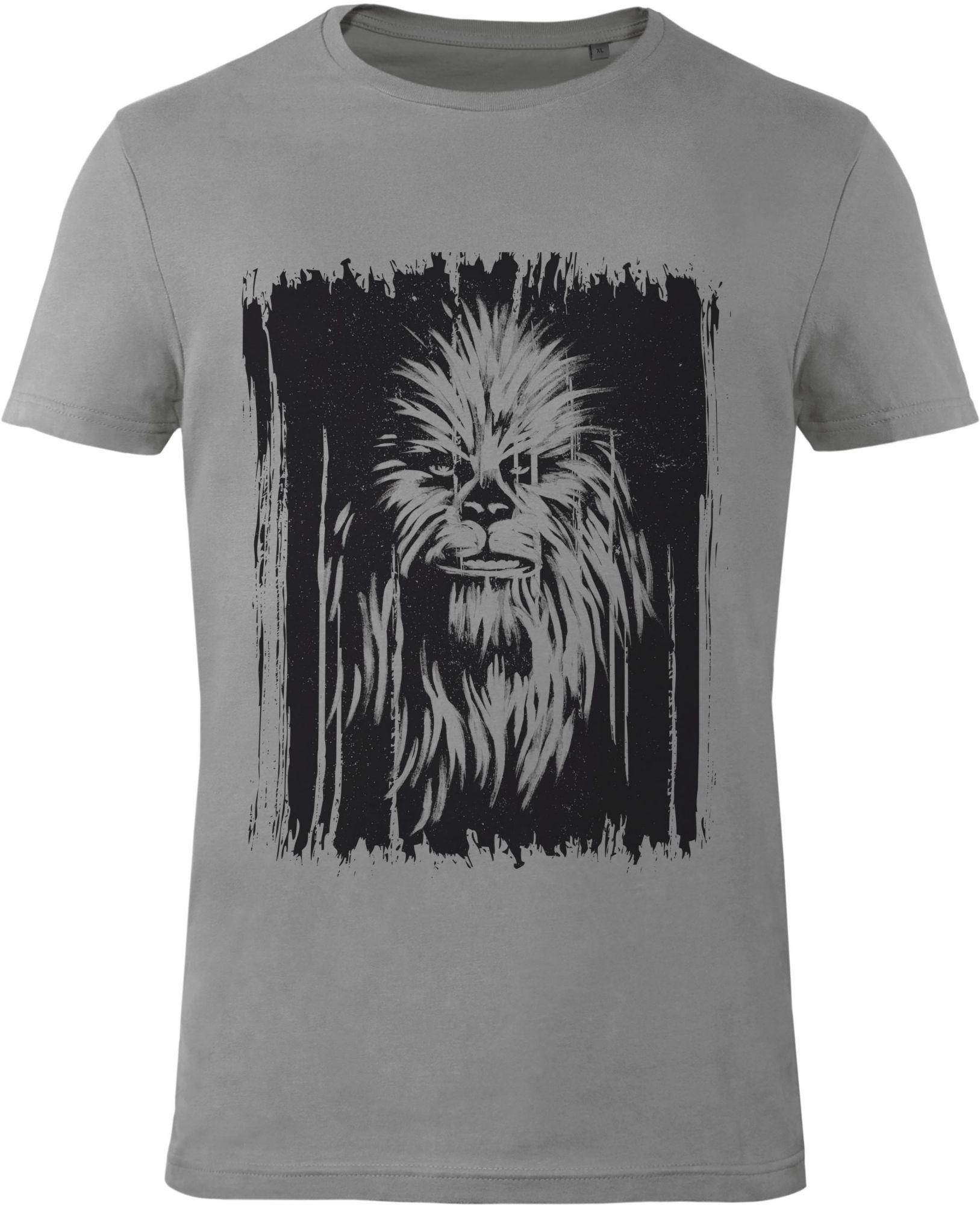 GOZOO Gozoo T-Shirt »Star Wars - Vintage Wookiee«
