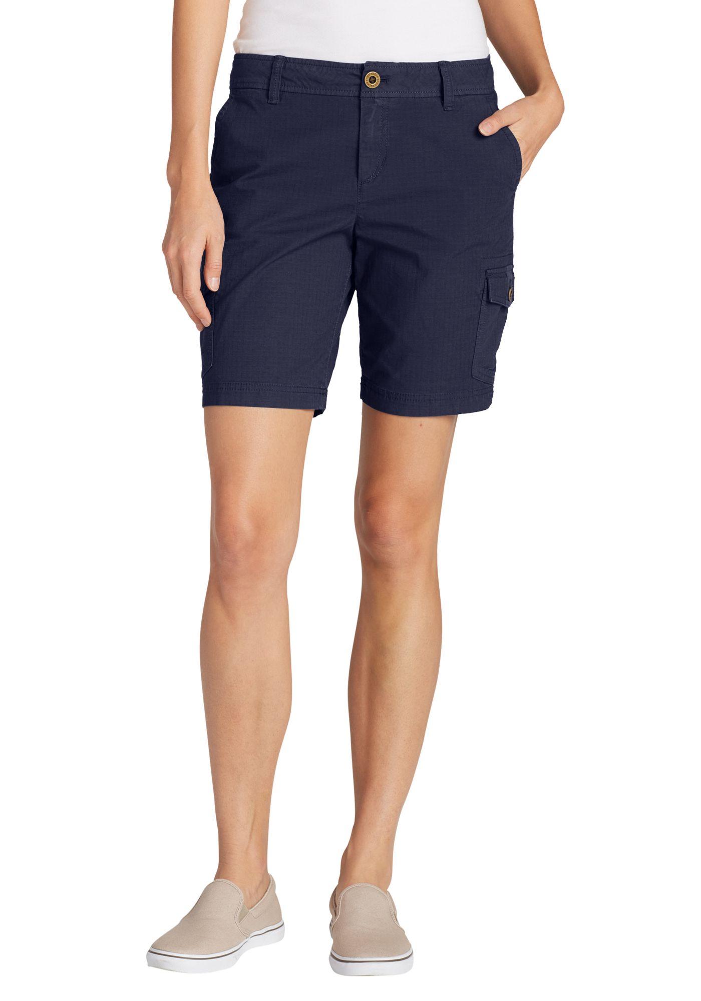 EDDIE BAUER Eddie Bauer Adventurer Ripstop Cargo-Shorts
