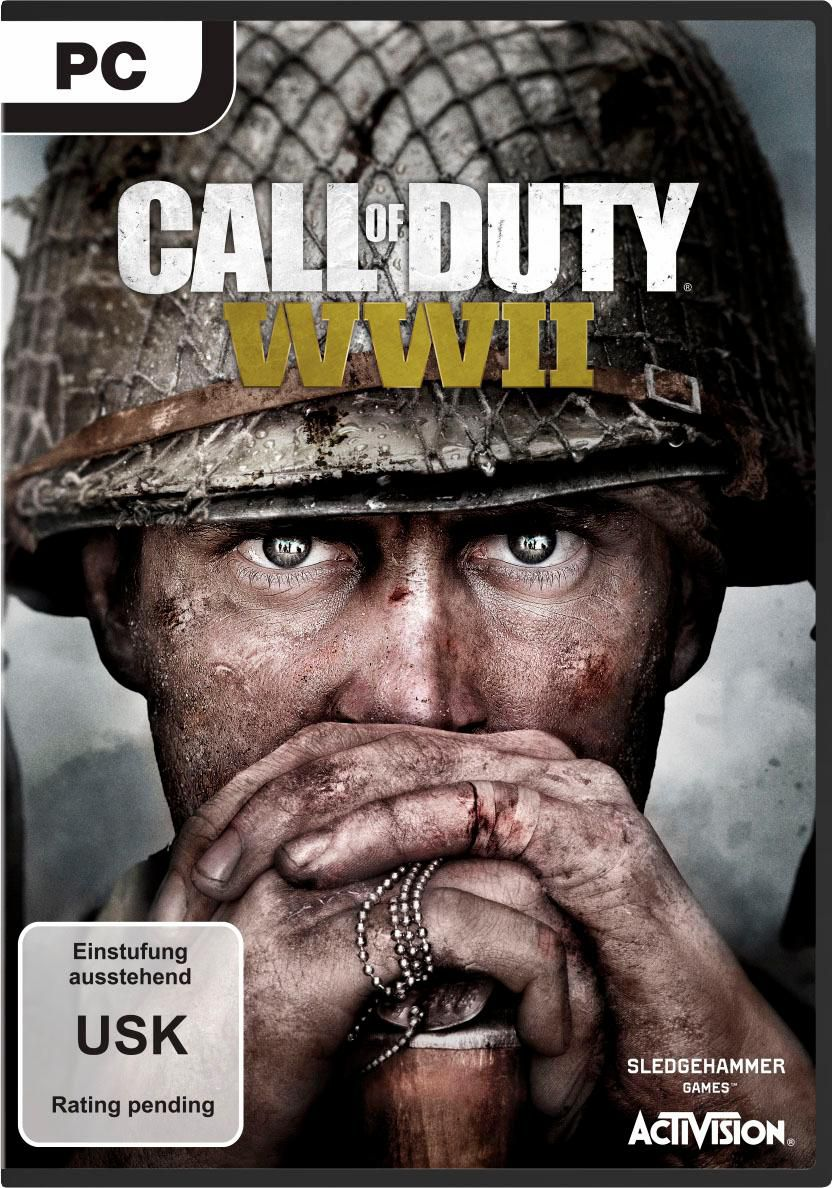 ACTIVISION Call of Duty WW2 (PC Win) DE (Download)
