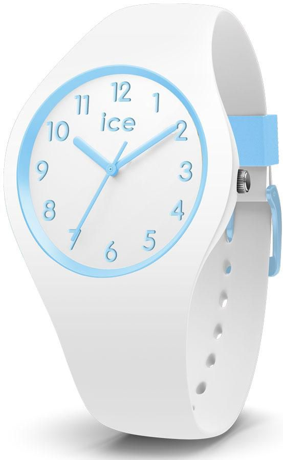 ICE WATCH ice-watch Quarzuhr »ICE ola kids - Cotton white - Small - 3H, 014425«