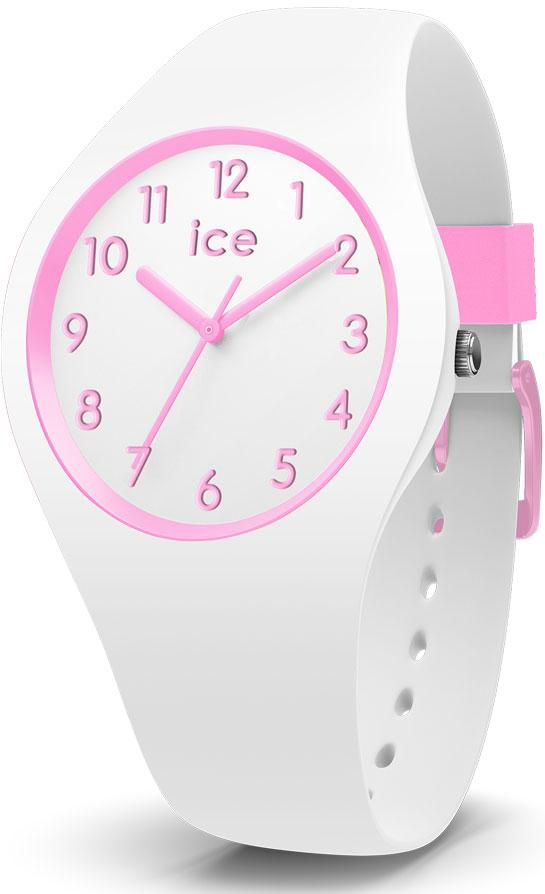 ICE WATCH ice-watch Quarzuhr »ICE ola kids - Candy white - Small - 3H, 014426«