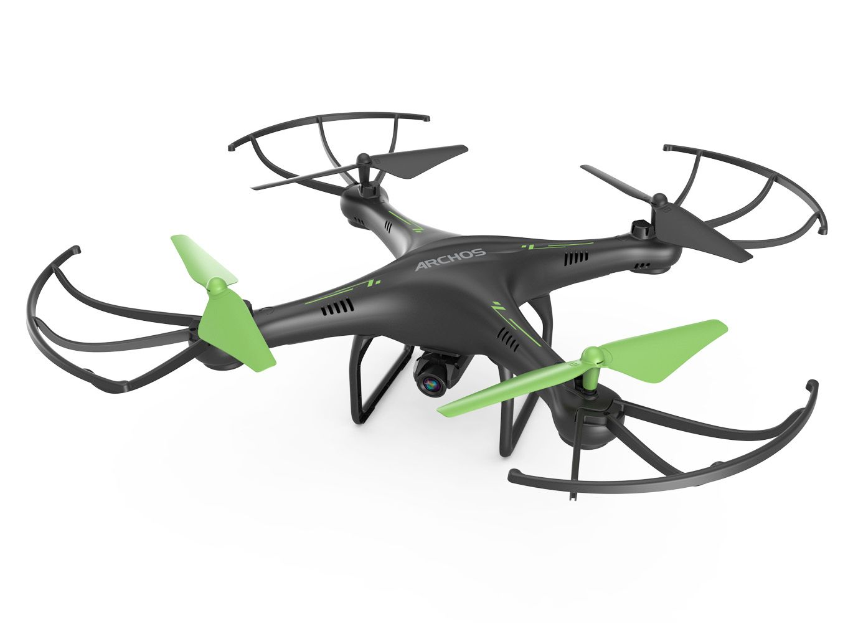 ARCHOS Archos Drohne »Quadcopter inkl.HD CAM und 4GB«