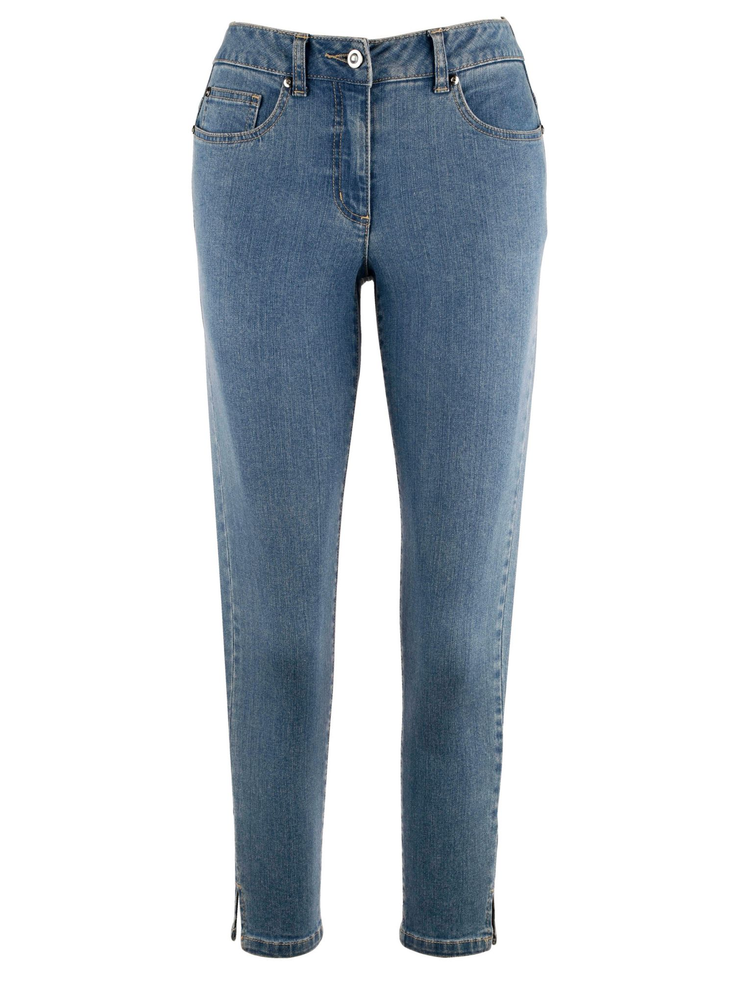 AMY VERMONT Amy Vermont 7/8 Jeans in 5-Pocket-Form