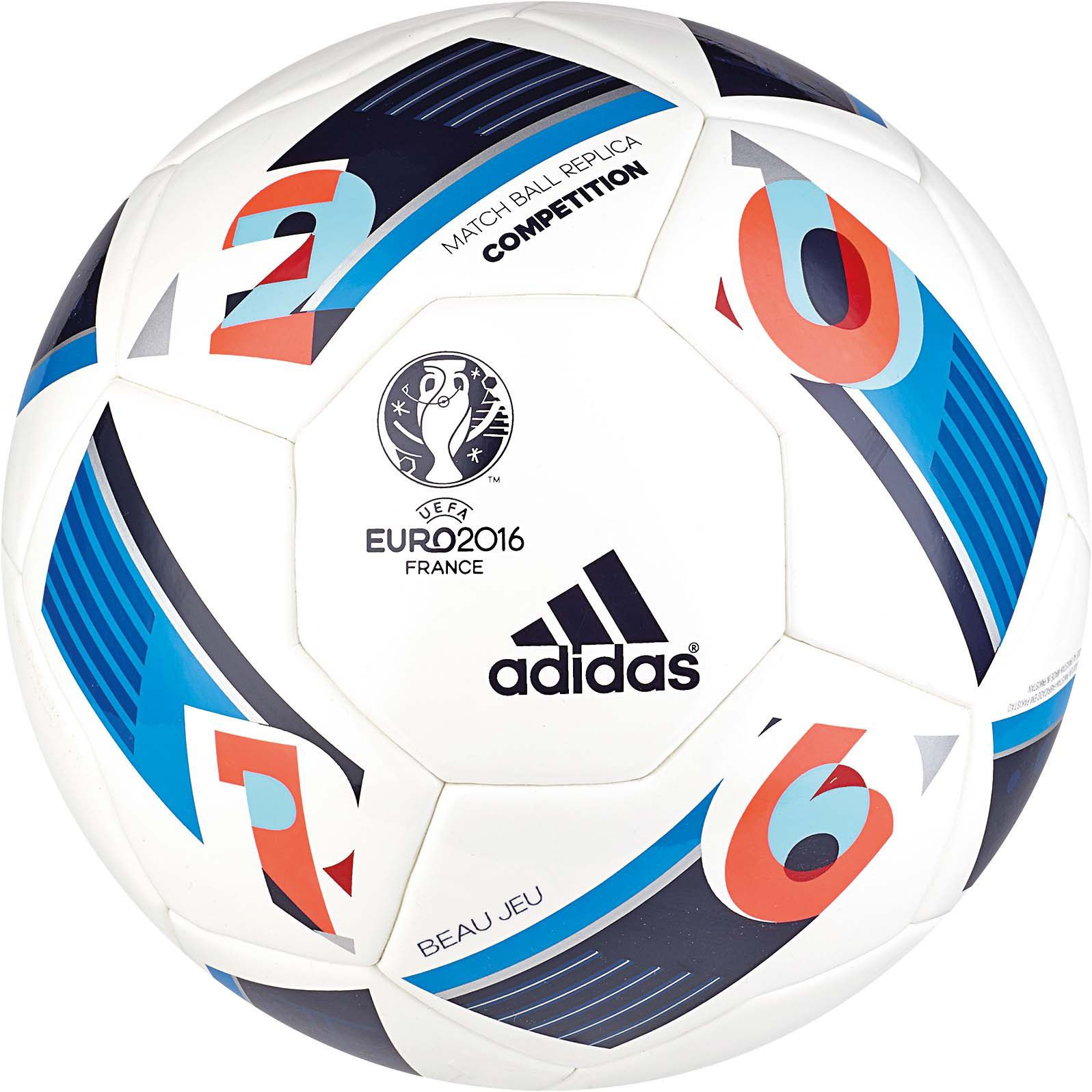 ADIDAS PERFORMANCE adidas Performance Euro 2016 Beau Jeu Competition Fußball