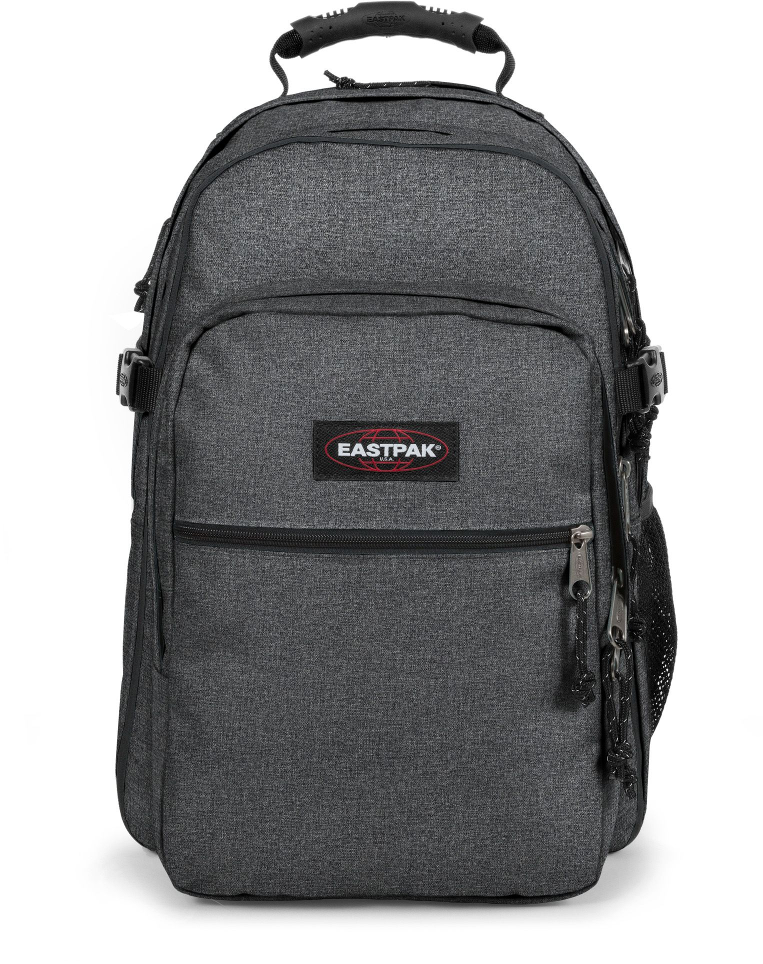 EASTPAK Eastpak Rucksack mit Laptopfach, »TUTOR black denim«