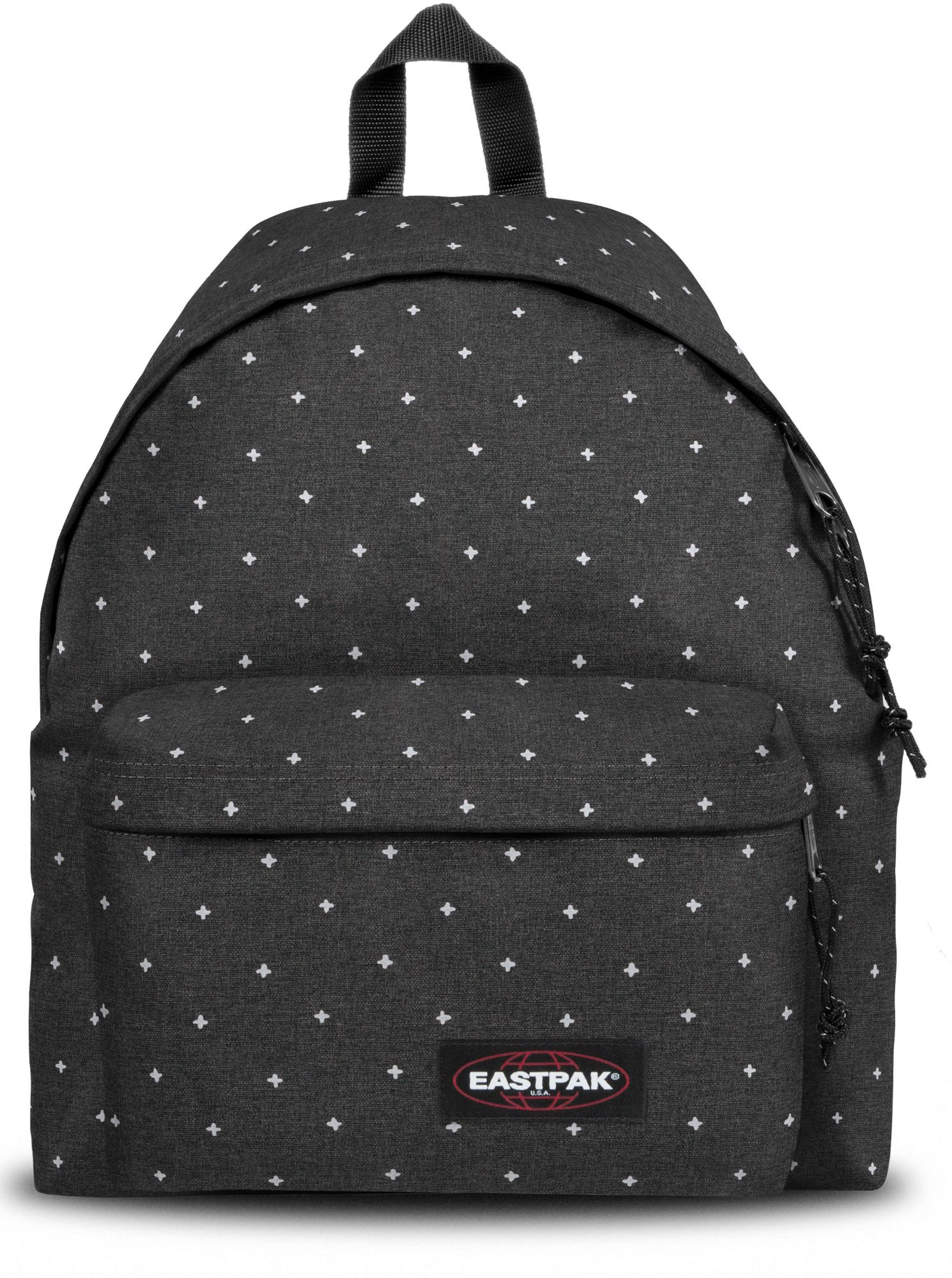 EASTPAK Eastpak Rucksack, »PADDED PAK'R white crosses«