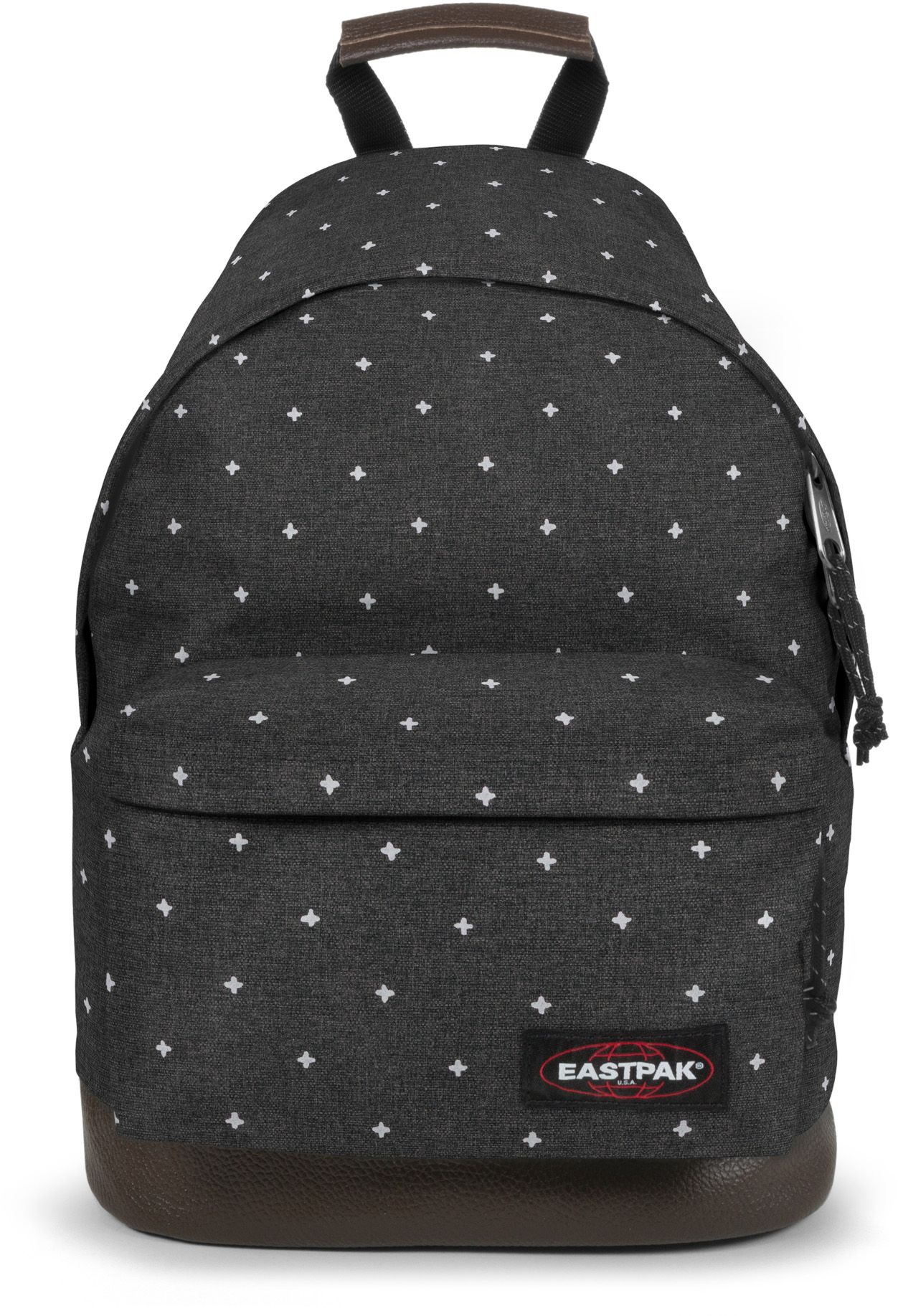 EASTPAK Eastpak Rucksack mit Laptopfach, »WYOMING white crosses«