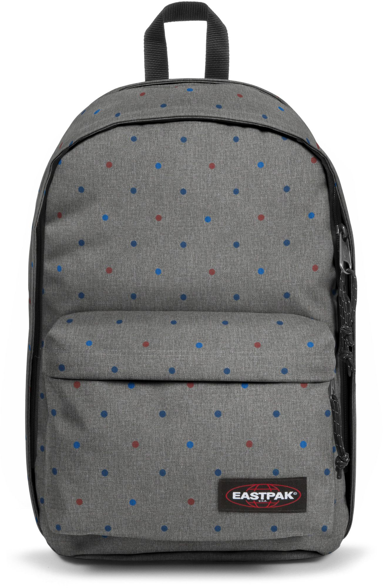 EASTPAK Eastpak Rucksack mit Laptopfach, »BACK TO WORK trio dots«
