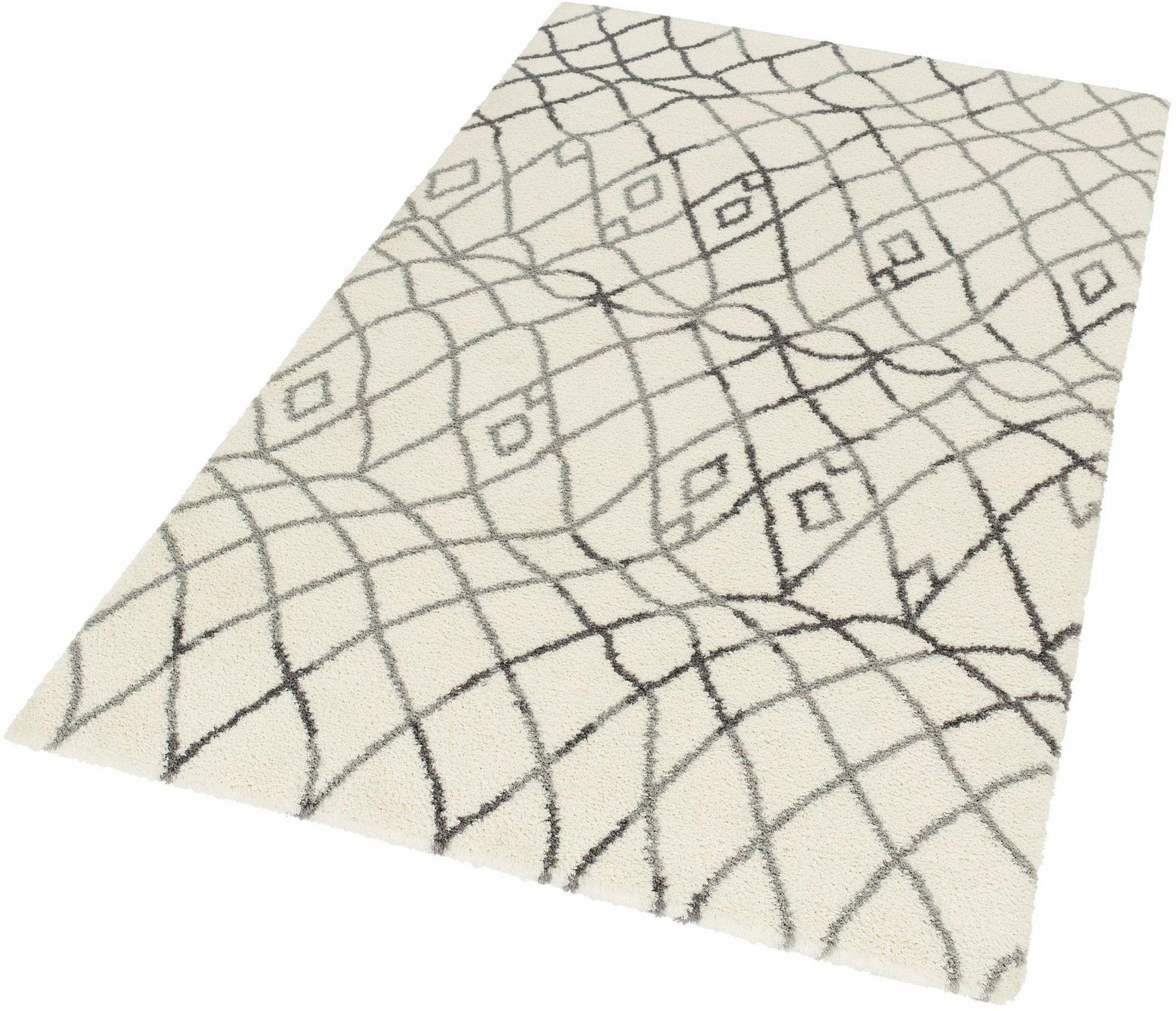 ASTRA Hochflor-Teppich, Astra, »Rivoli 171«, Höhe 30 mm, gewebt