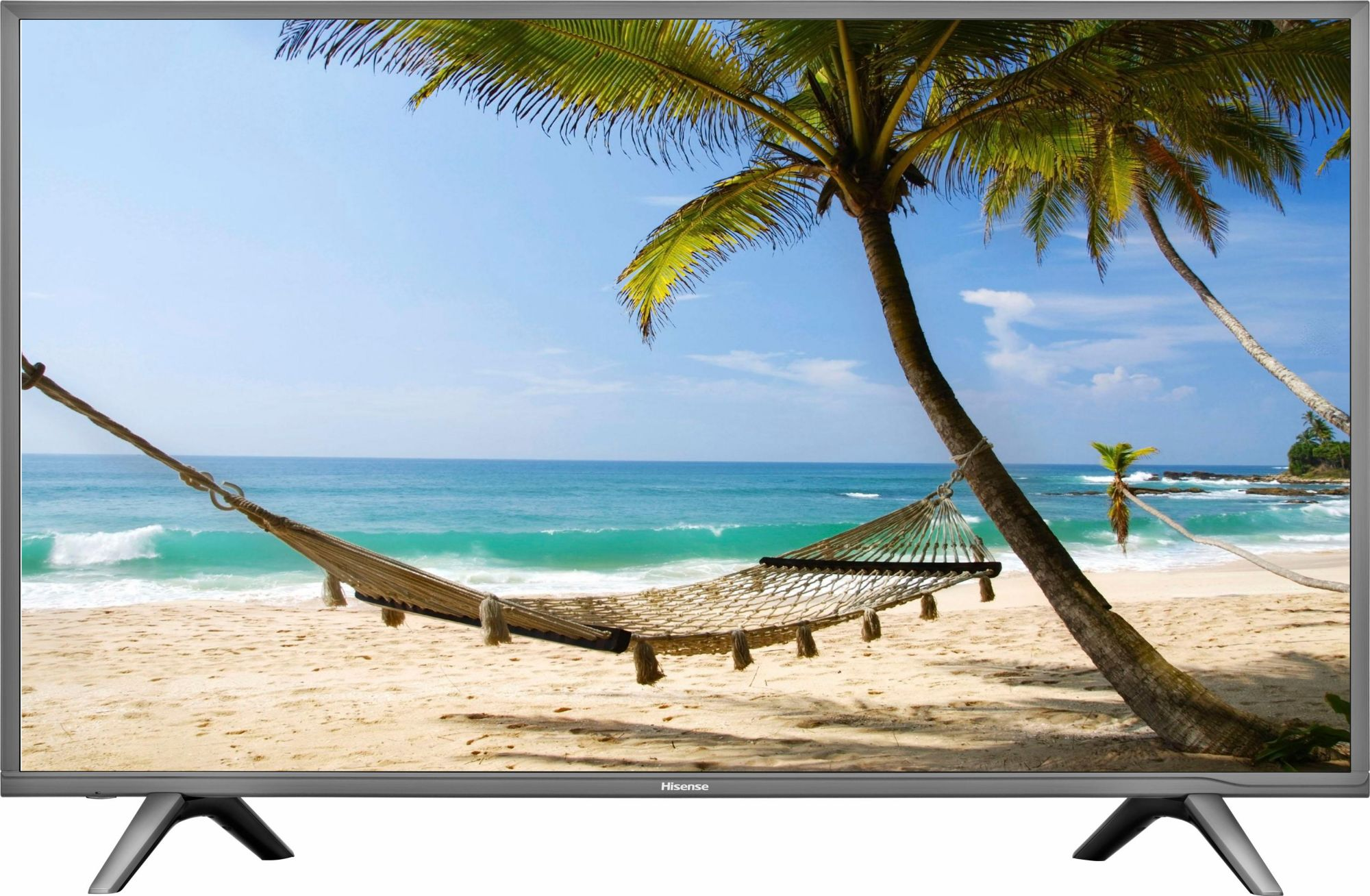 HISENSE Hisense H55NEC5605 LED-Fernseher (138 cm/55 Zoll, UHD/4k, Smart-TV)