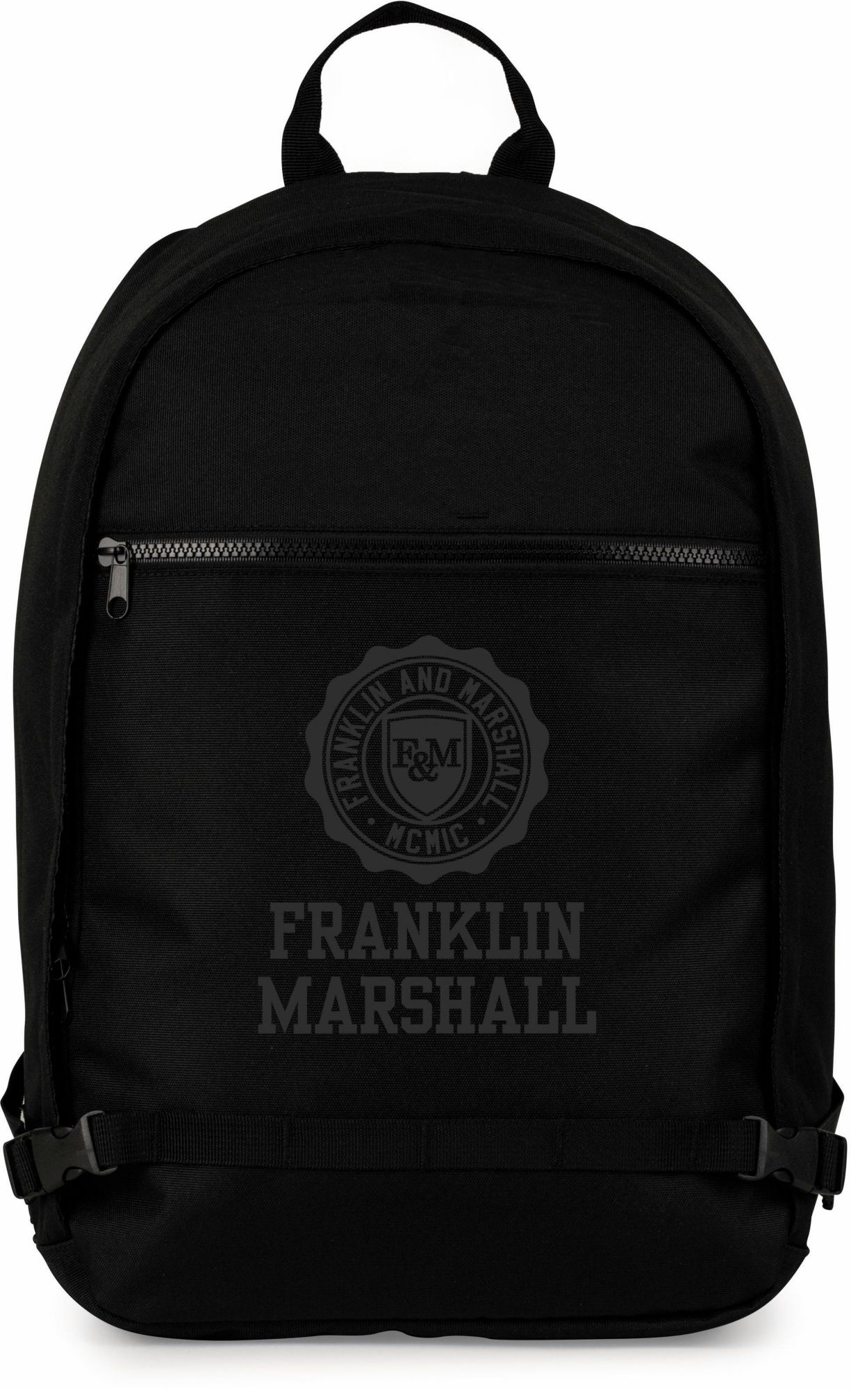 FRANKLIN MARSHALL Franklin & Marshall Rucksack, »Boys Ergo, schwarz«
