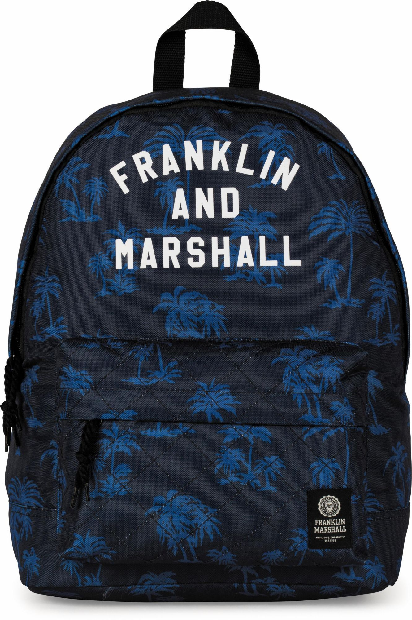 FRANKLIN MARSHALL Franklin & Marshall Rucksack, »Boys, Palmen, blau«