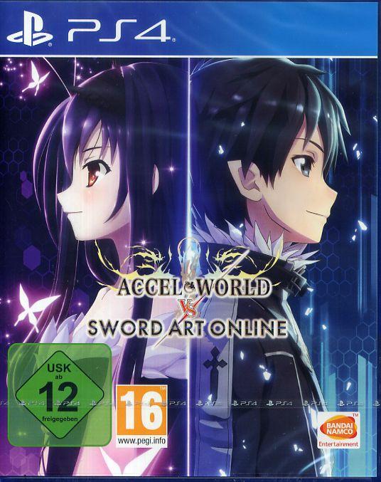 BANDAI NAMCO Accel World vs. Sword Art Online (PS4)
