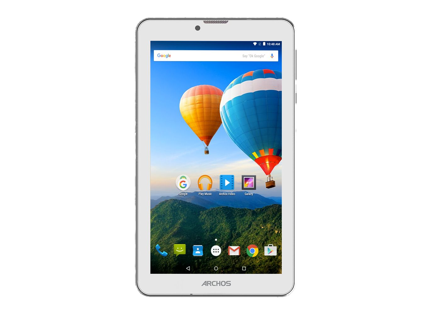 ARCHOS  TAB 70 Xenon Color 8GB 3G Android 5.1 inkl. Wechselcover