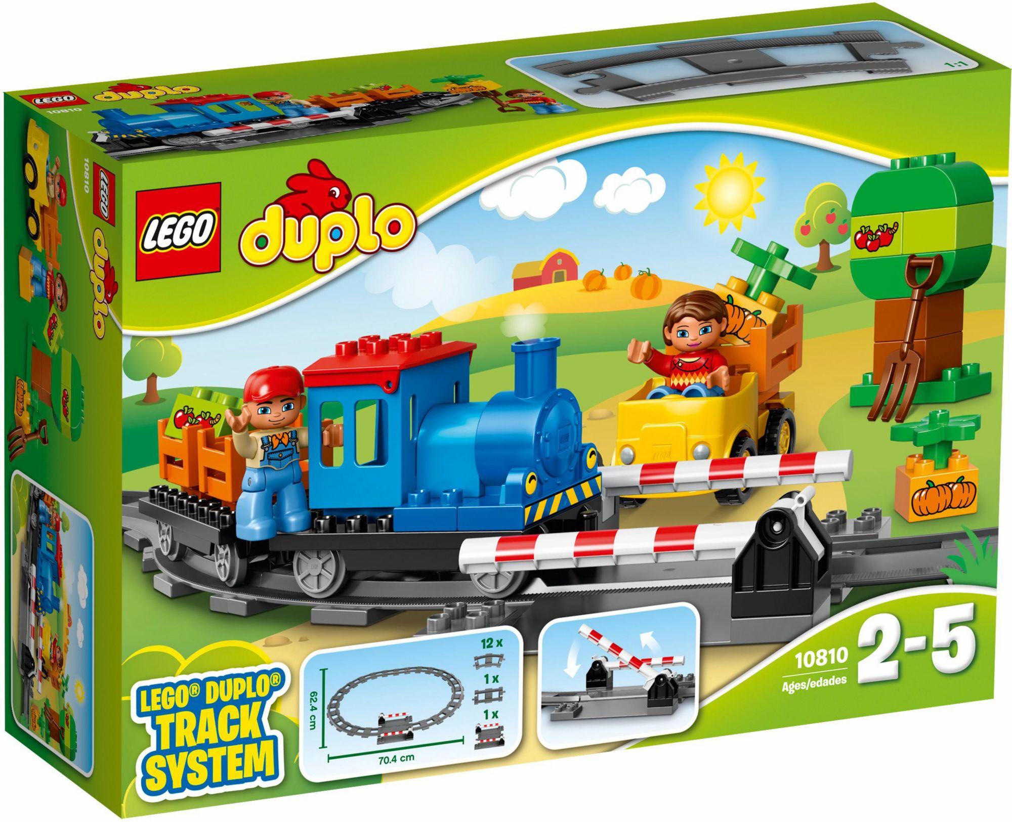 LEGO® 10810 DUPLO Schiebezug, Konstruktionsspielzeug