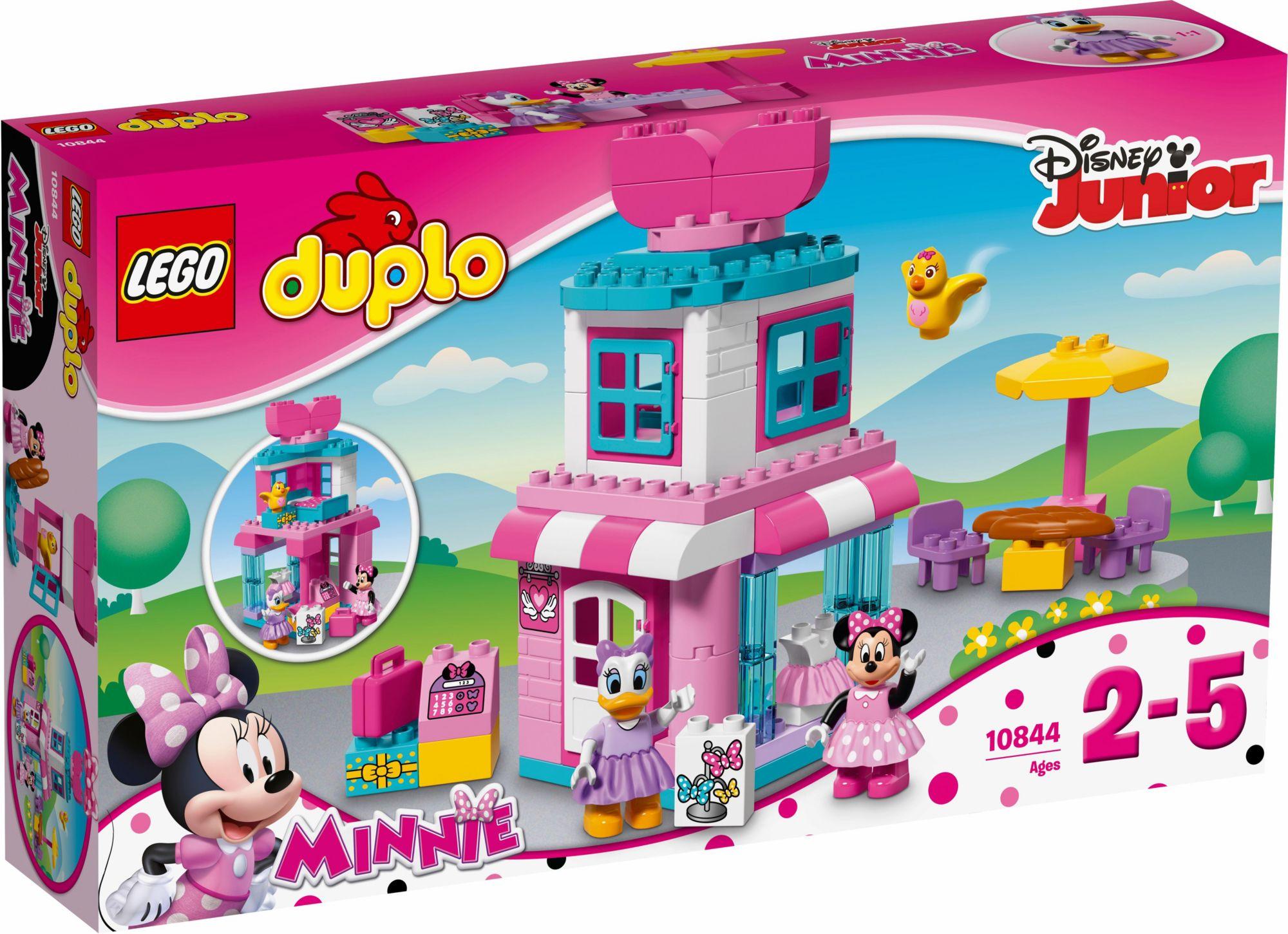 LEGO® 10844 DUPLO Minnies Boutique, Konstruktionsspielzeug