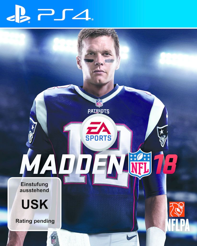ELECTRONIC ARTS Electronic Arts Playstation 4 - Spiel »MADDEN NFL 18«