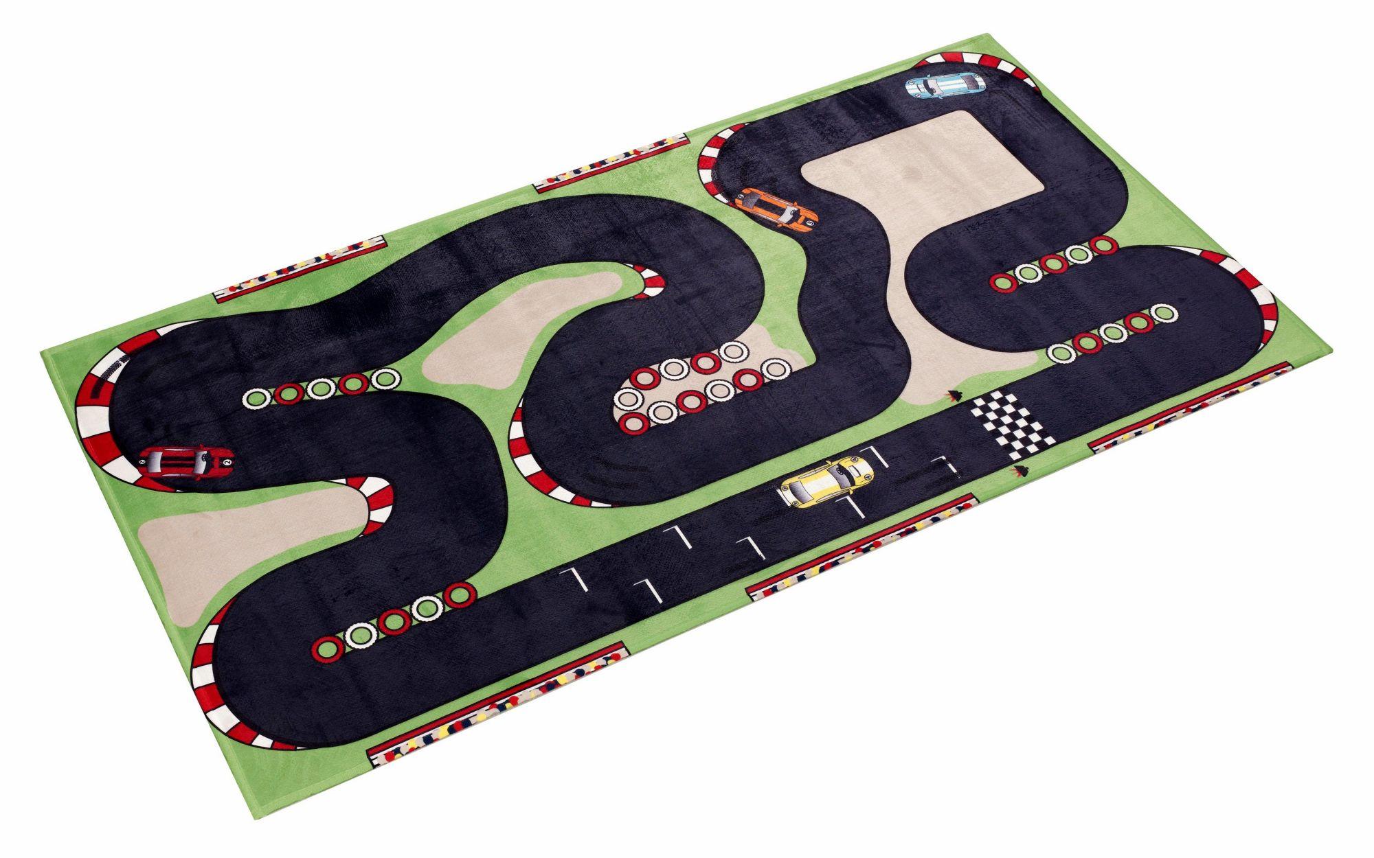 BÖING CARPET Kinderteppich, »Lovely Kids 407«, Böing Carpet, rechteckig, Höhe 6 mm, gedruckt