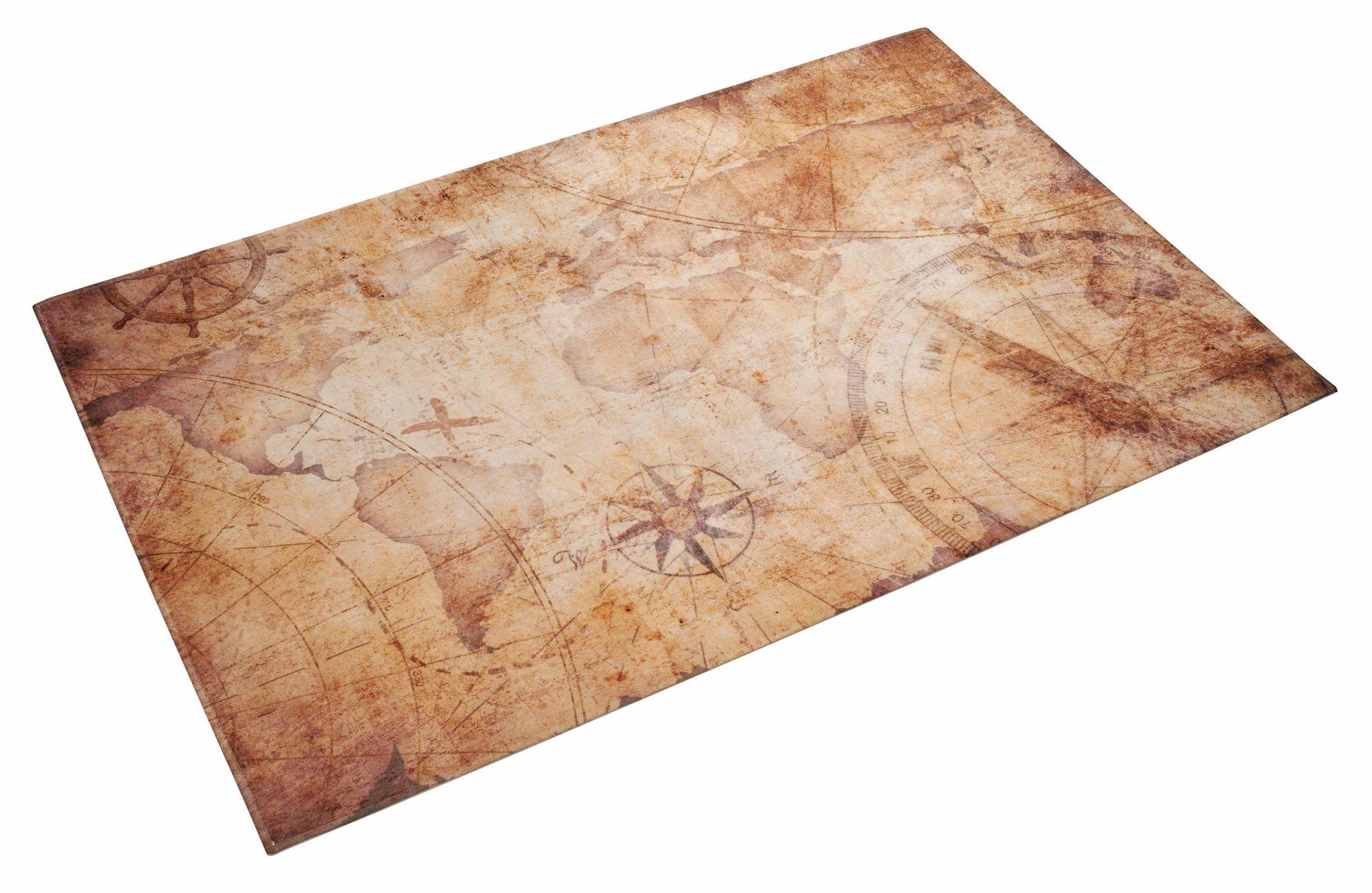 BÖING CARPET Kinderteppich, »Lovely Kids 412«, Böing Carpet, rechteckig, Höhe 6 mm, gedruckt