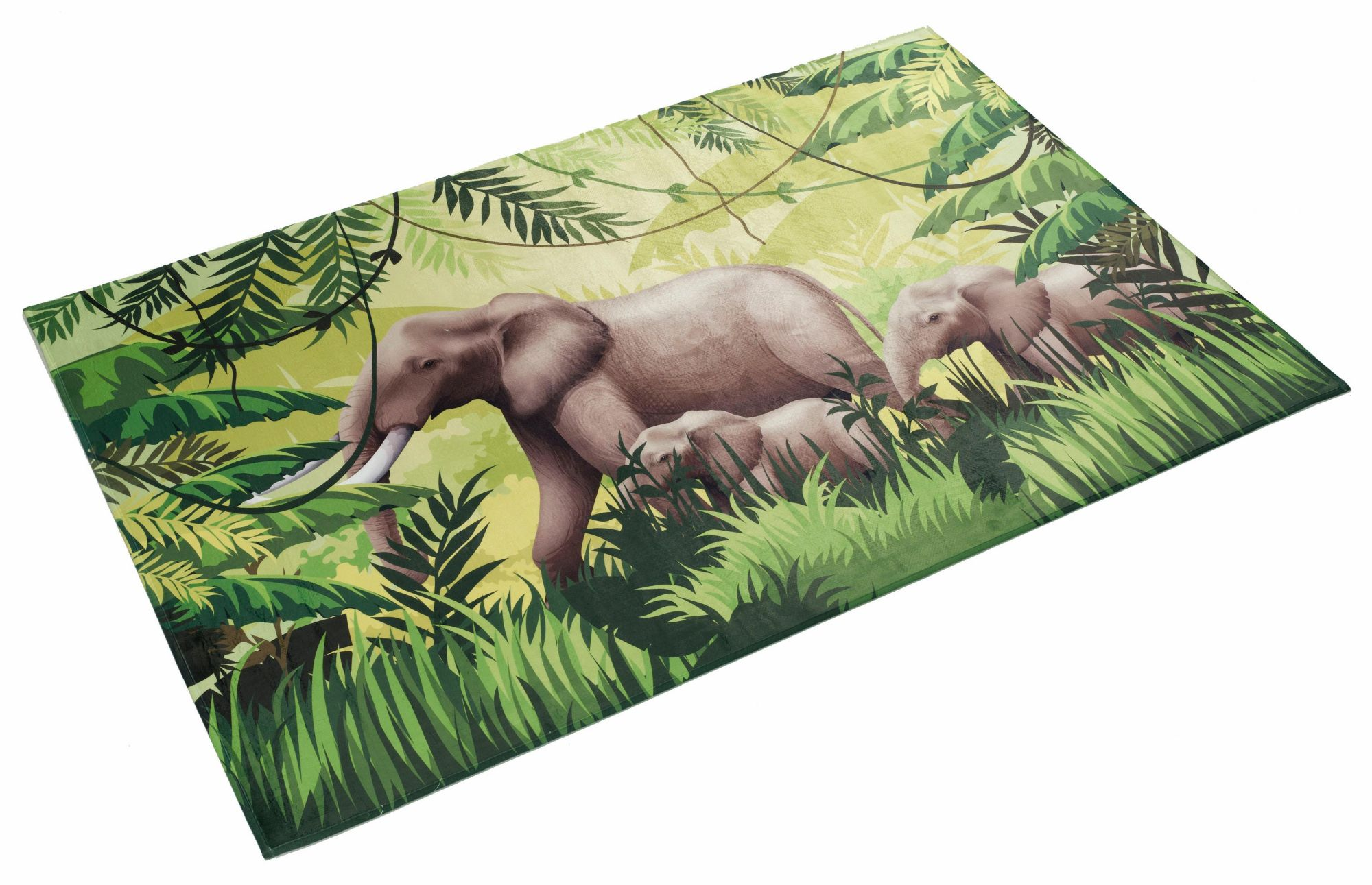 BÖING CARPET Kinderteppich, »Lovely Kids 404«, Böing Carpet, rechteckig, Höhe 6 mm, gedruckt