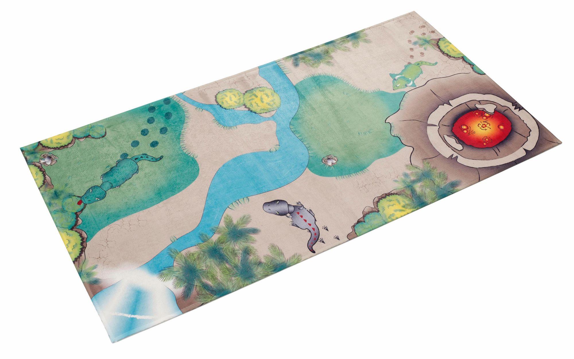 BÖING CARPET Kinderteppich, »Lovely Kids 408«, Böing Carpet, rechteckig, Höhe 6 mm, gedruckt