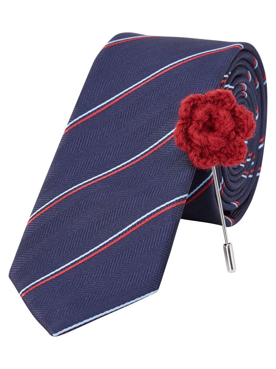 JACK JONES Jack & Jones Trendige Krawatte